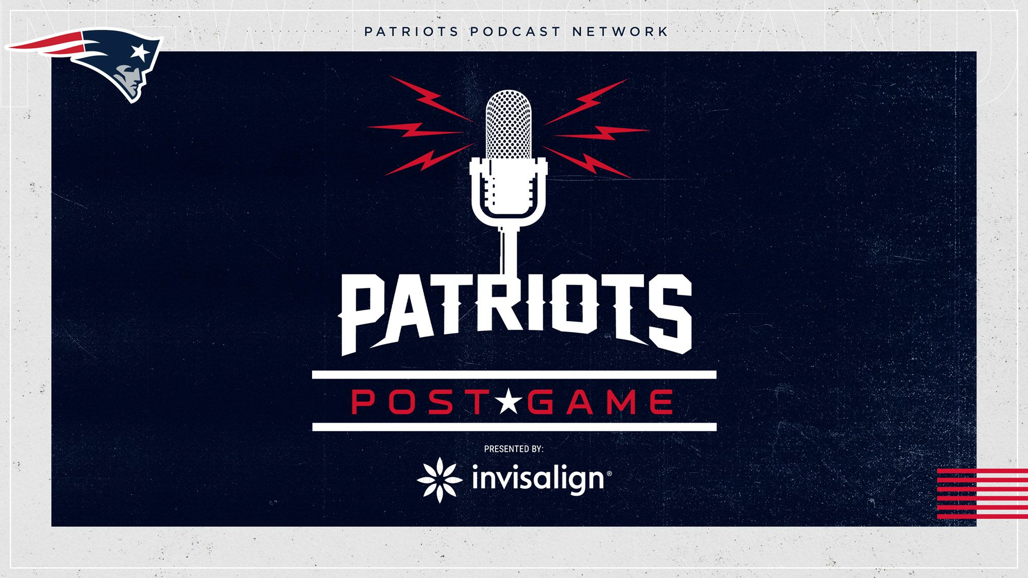 Patriots Postgame Show (Live Immediately After Each Game)