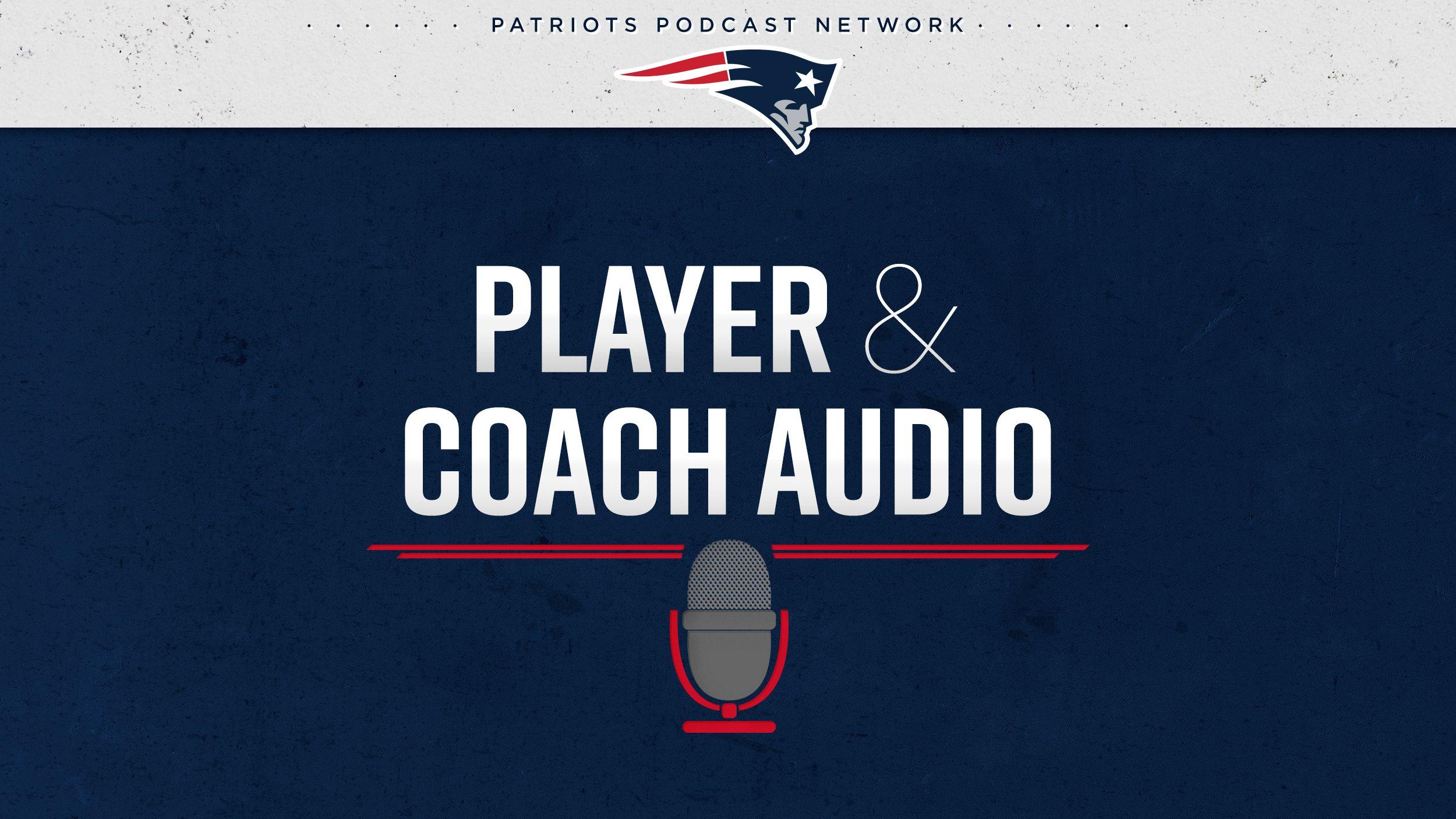 Player & Coach Audio