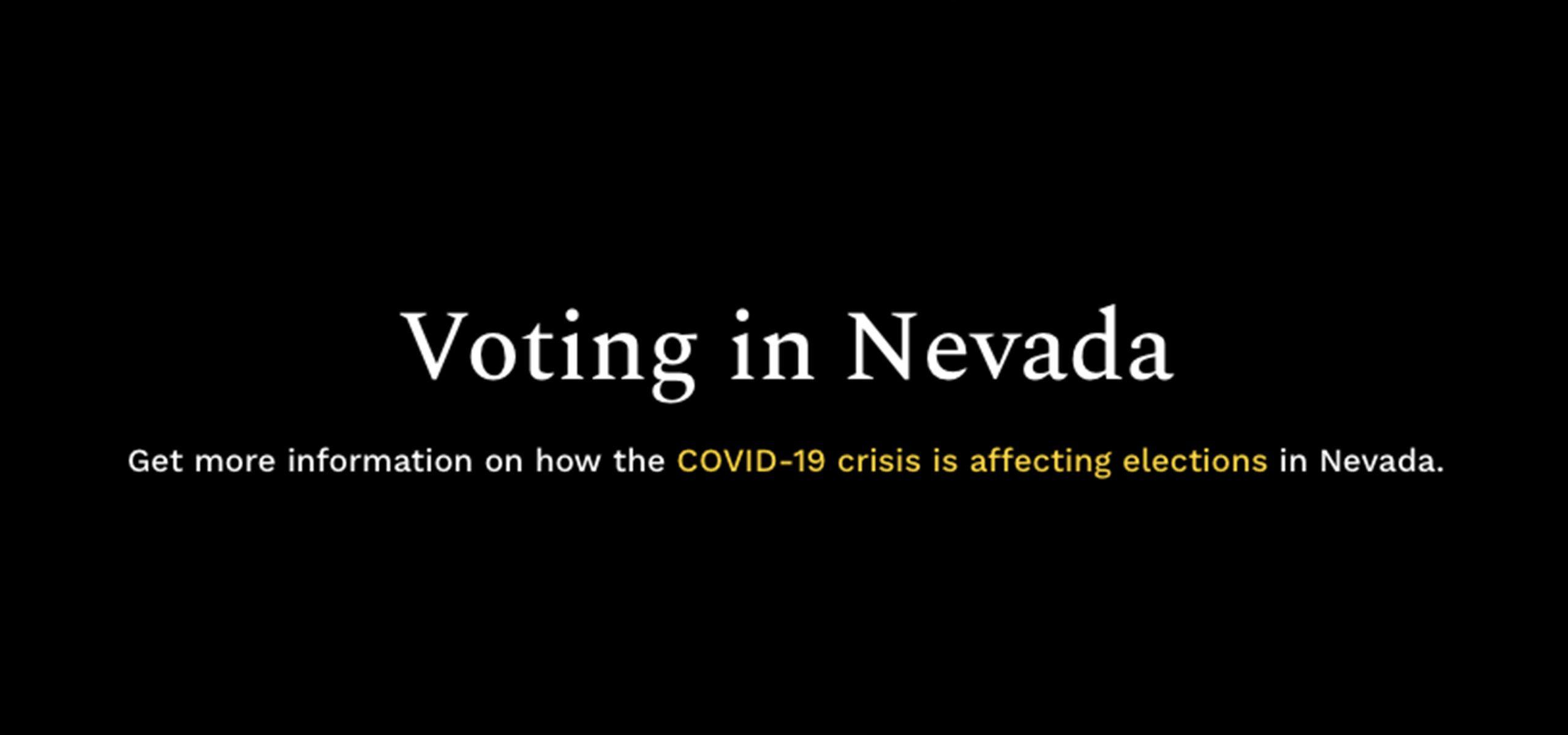 Rock The Vote Nevada