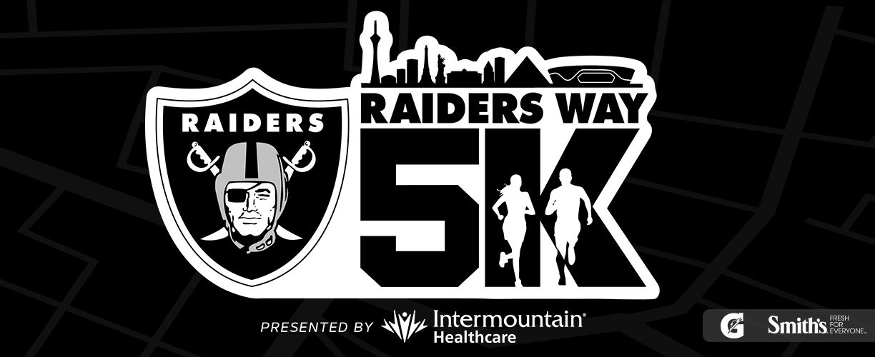 Learn More About The Raiders Virtual 5K