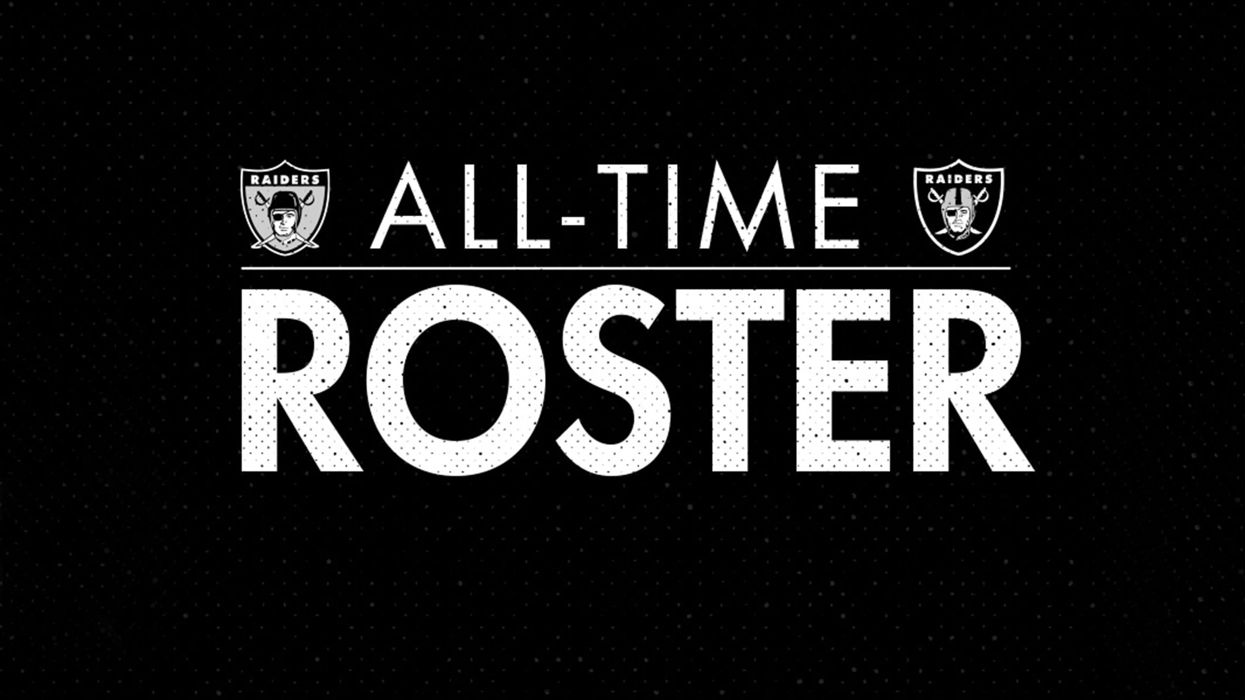 View the Raiders All-Time Roster