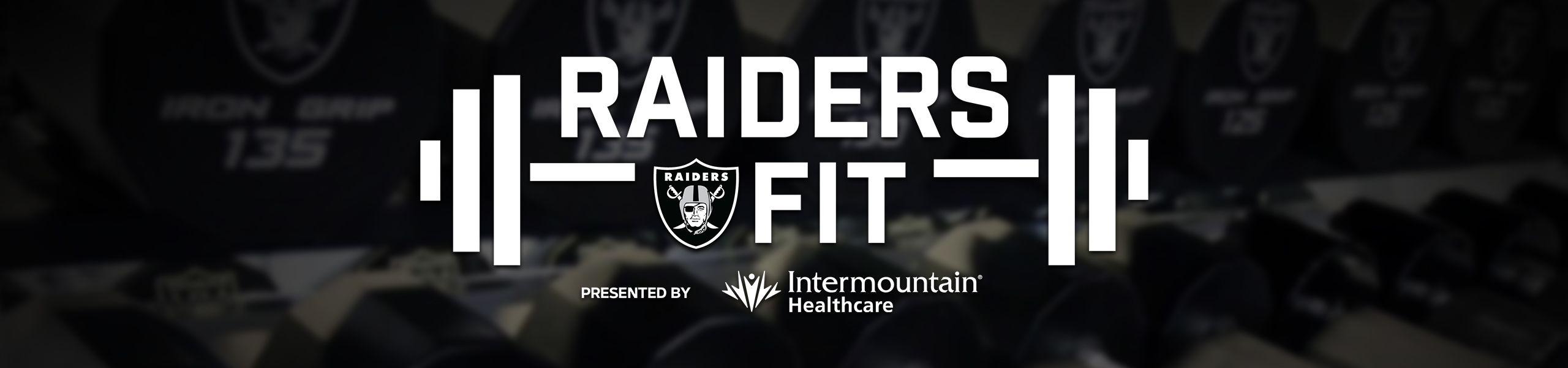 Raiders Fit Header
