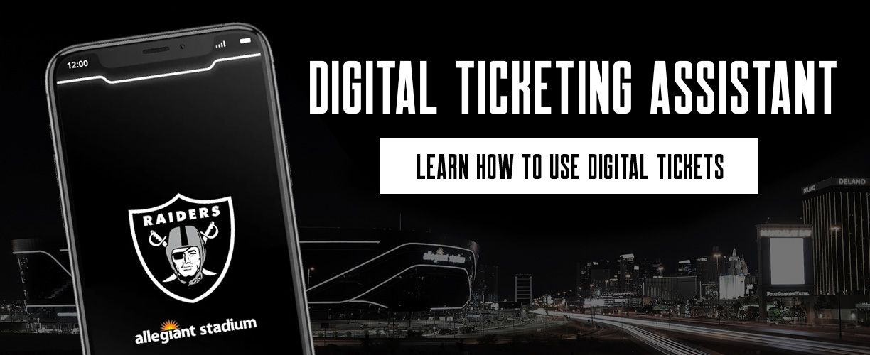 Learn How To Use Digital Tickets