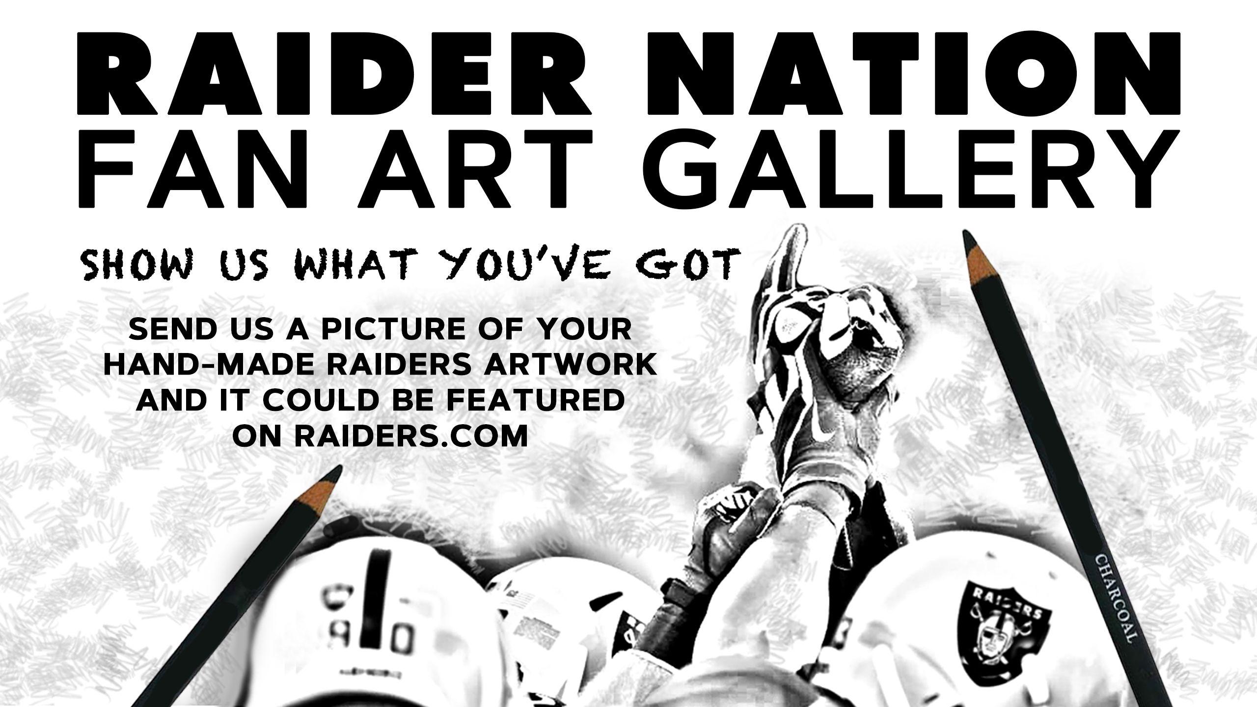 Raider Nation Art Gallery