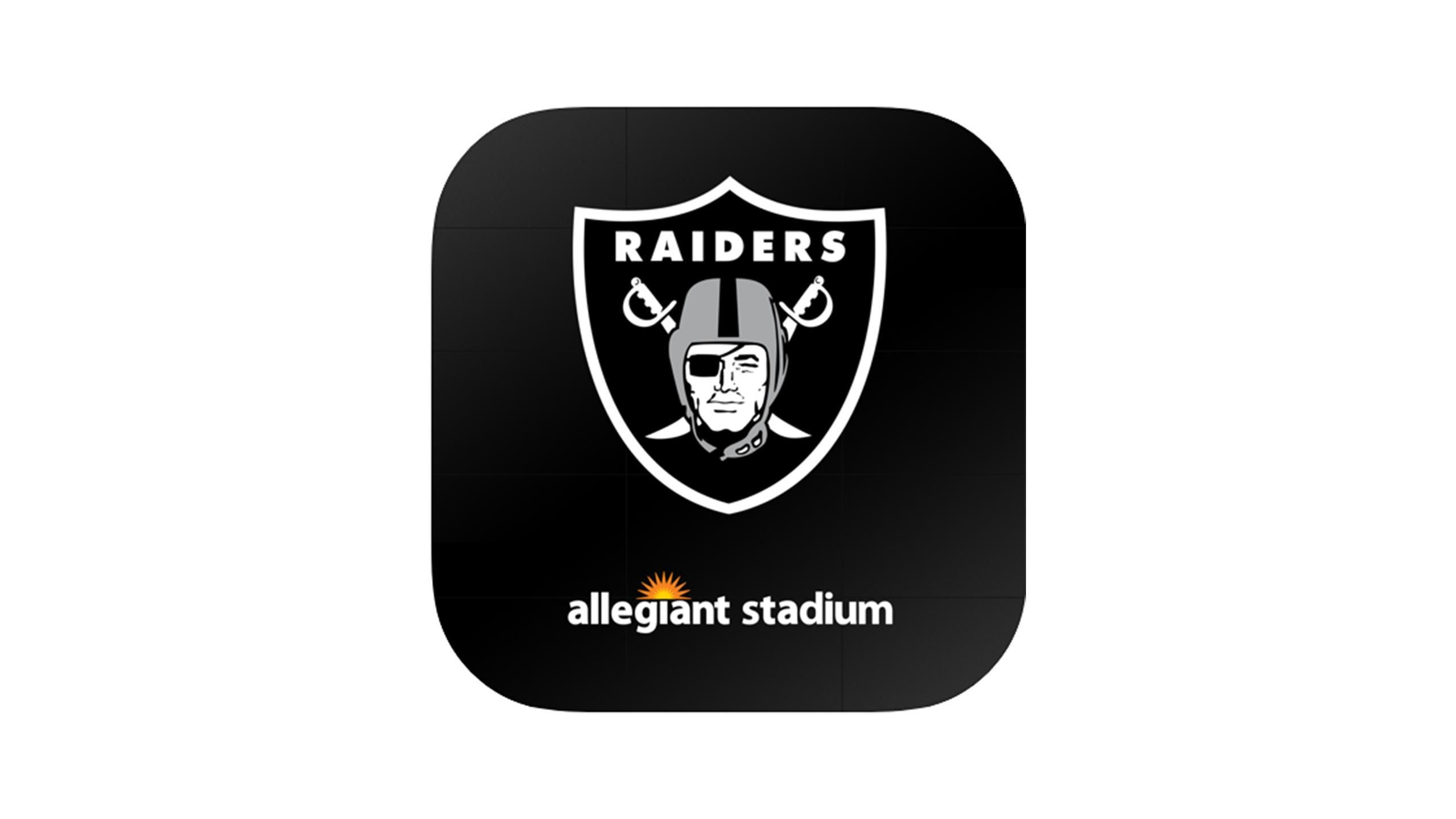 Raiders + Allegiant Stadium App