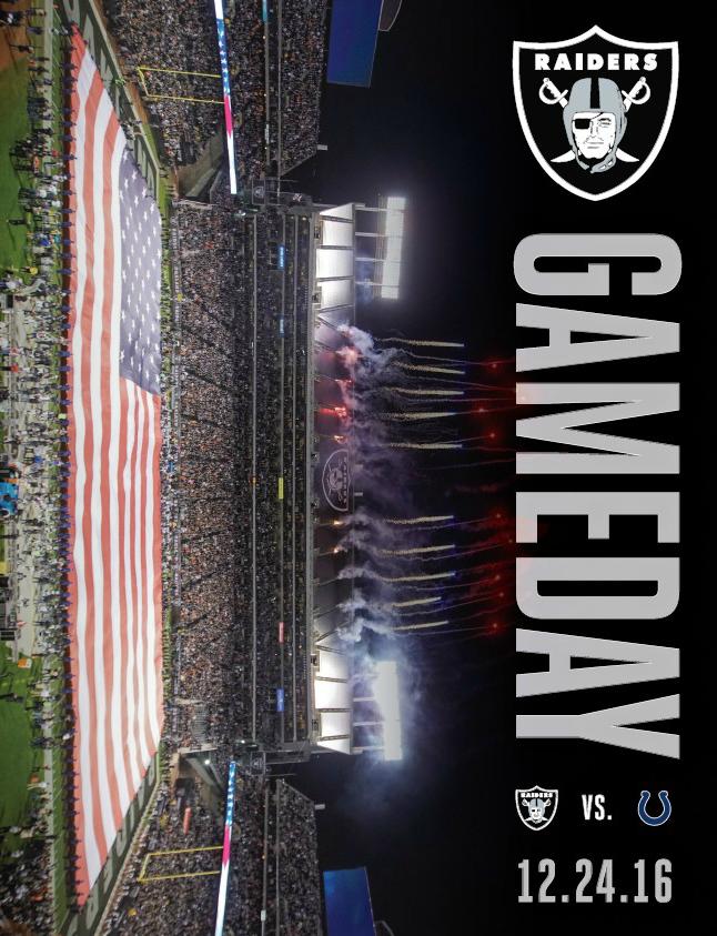 Week 16 vs. Indianapolis Colts