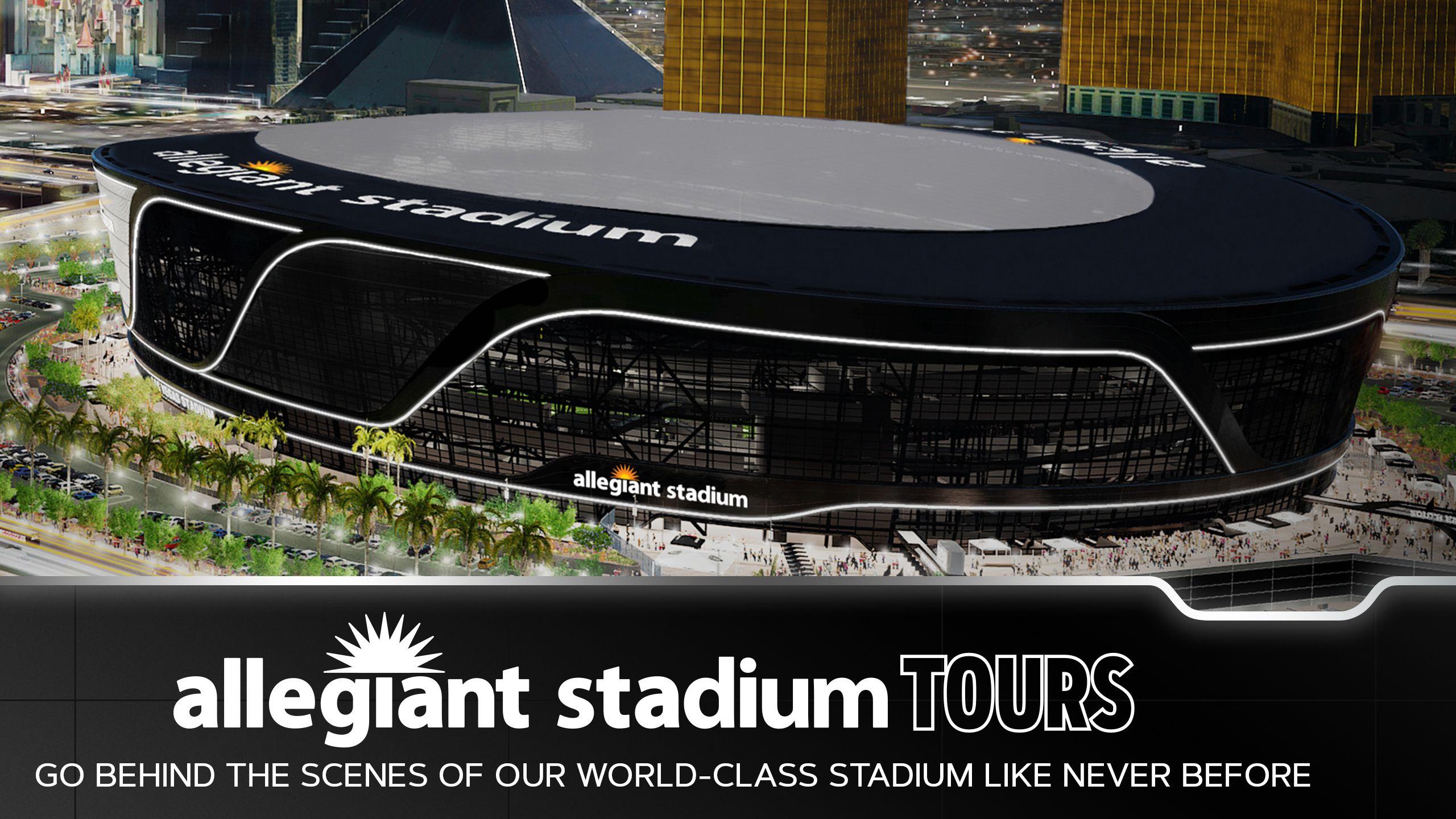 Allegiant Stadium Information Las Vegas Raiders Raiders Com