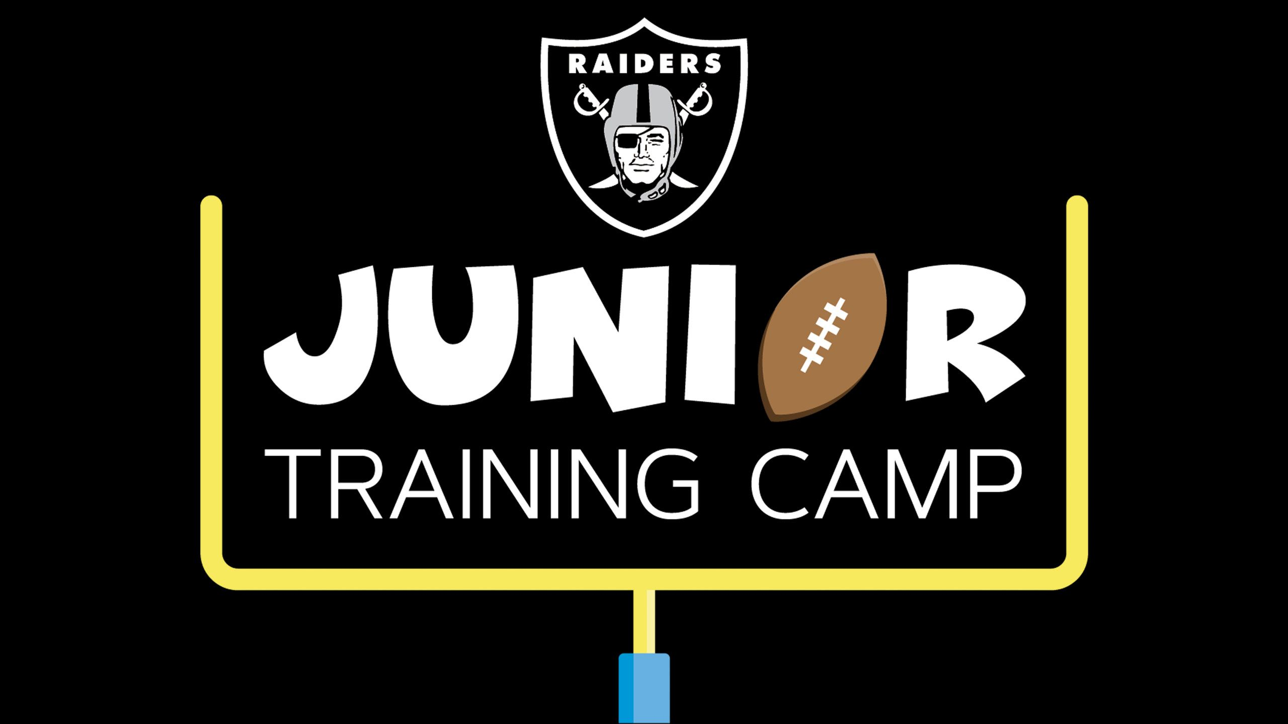 Raiders Junior Training Camp