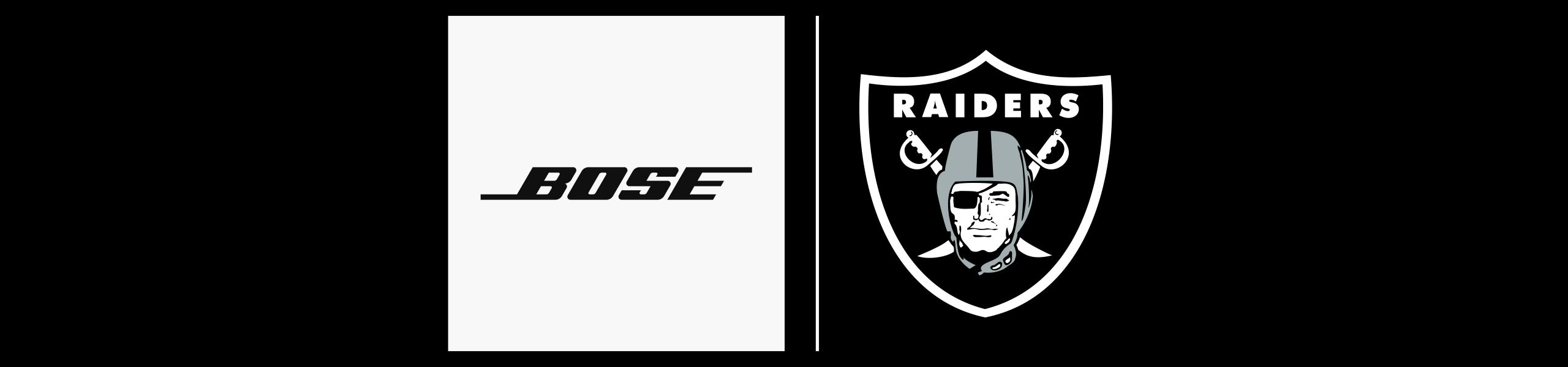 Thank you for entering the Raiders Holiday Sweepstakes presented by Bose.