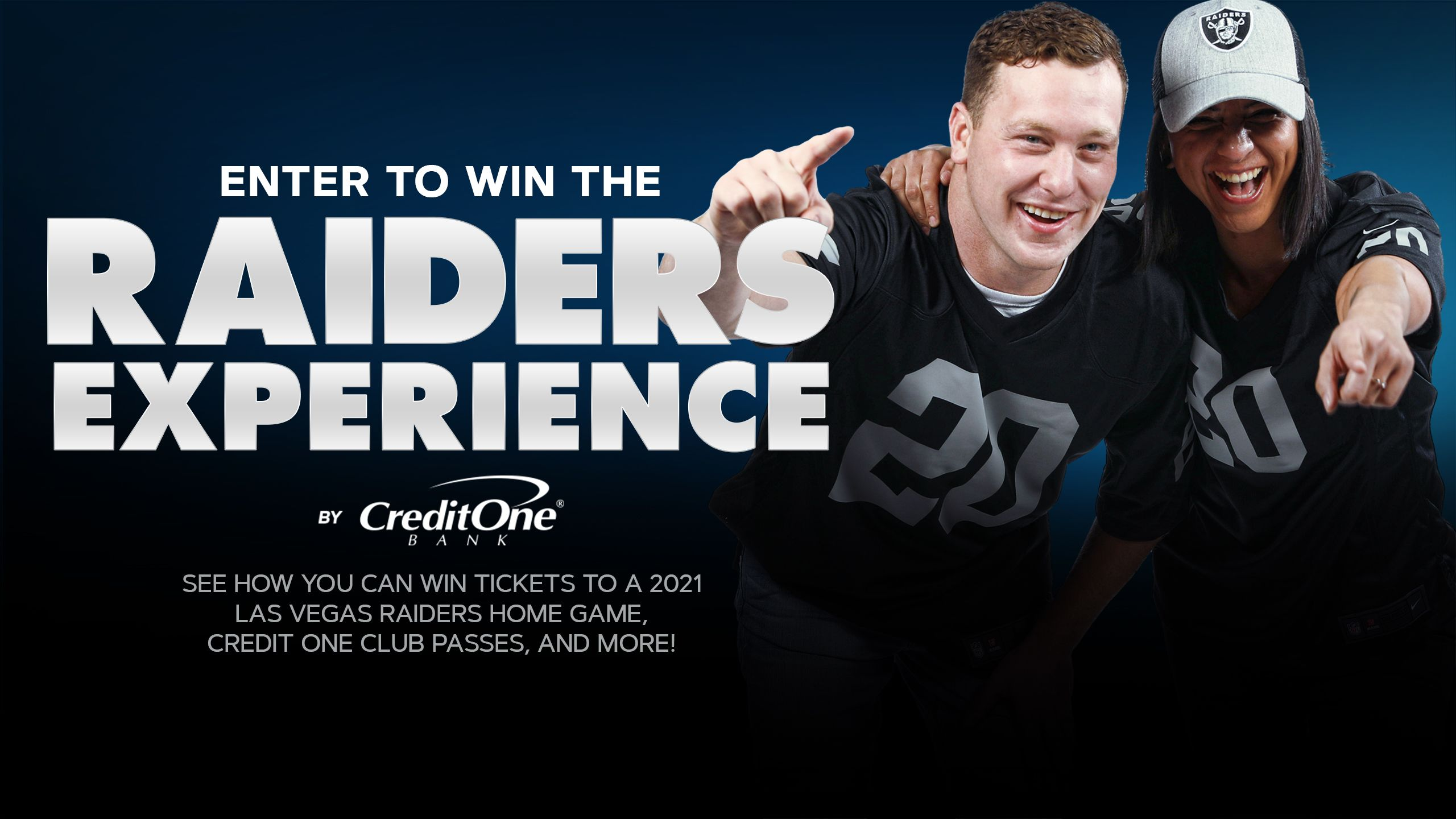 Raiders Experience by Credit One Bank