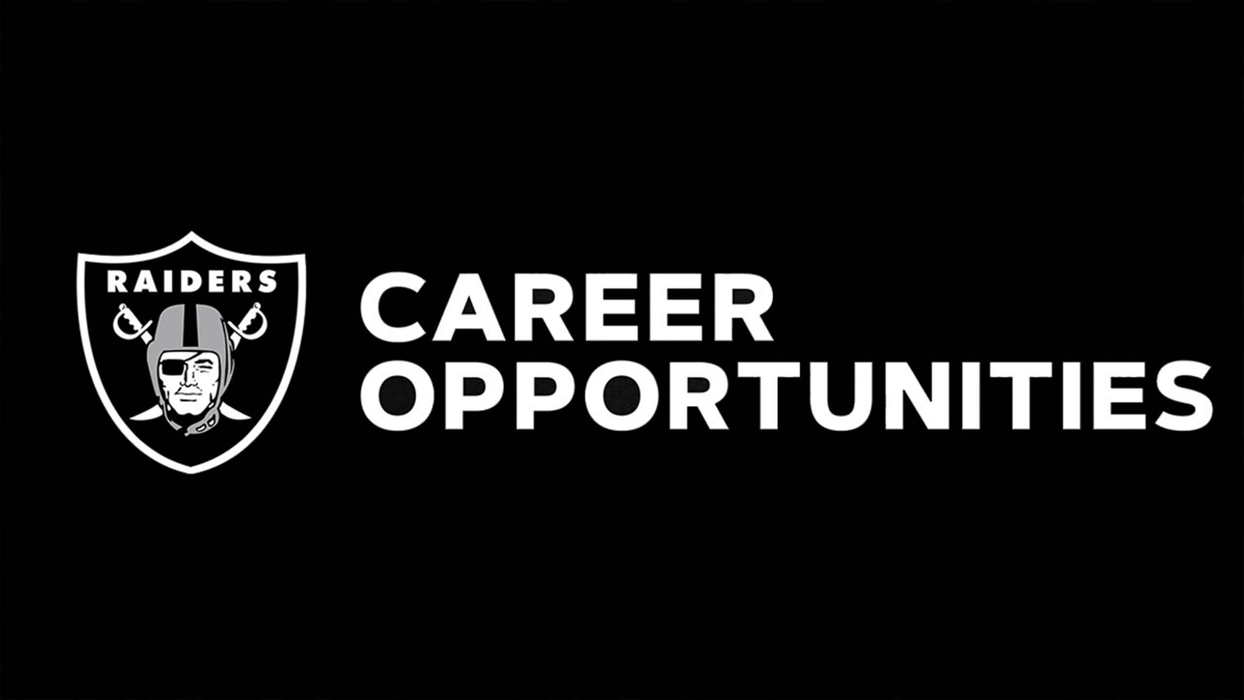 Career Opportunities with the Raiders