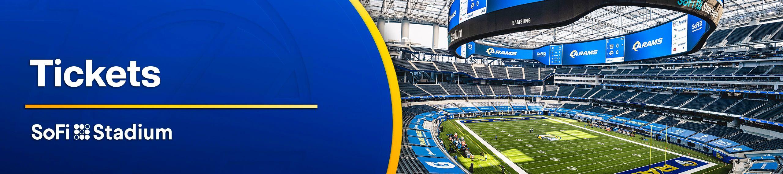 Rams Tickets Los Angeles Rams Therams Com