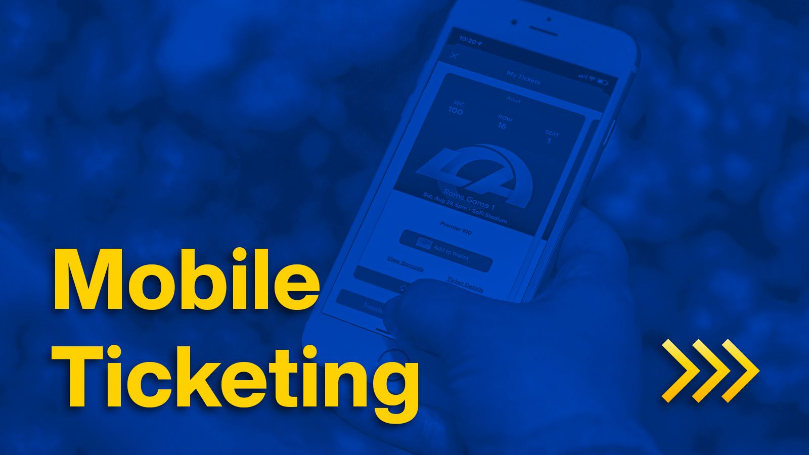 gameday-mobile ticketing
