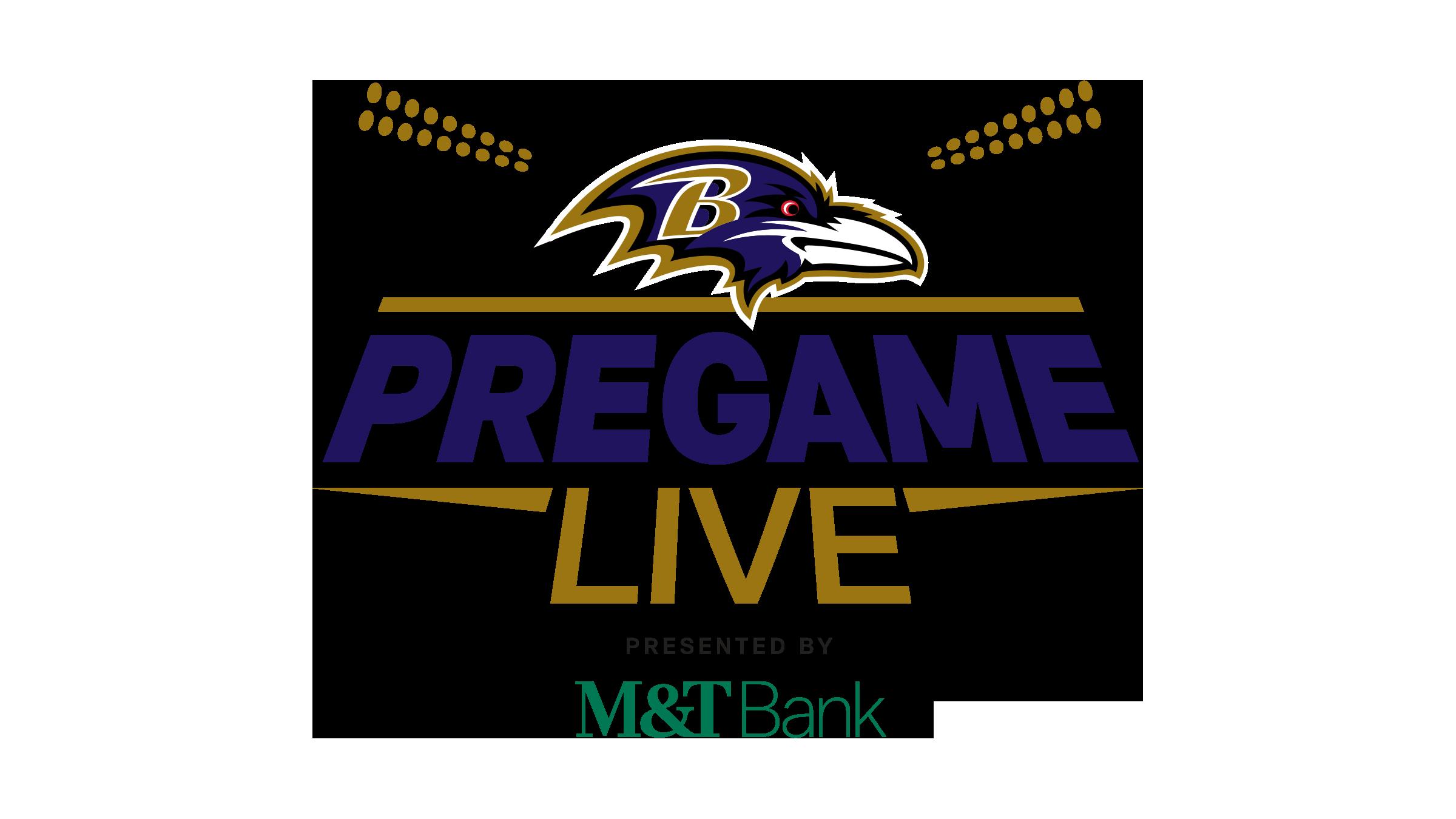 Ravens Pregame Live