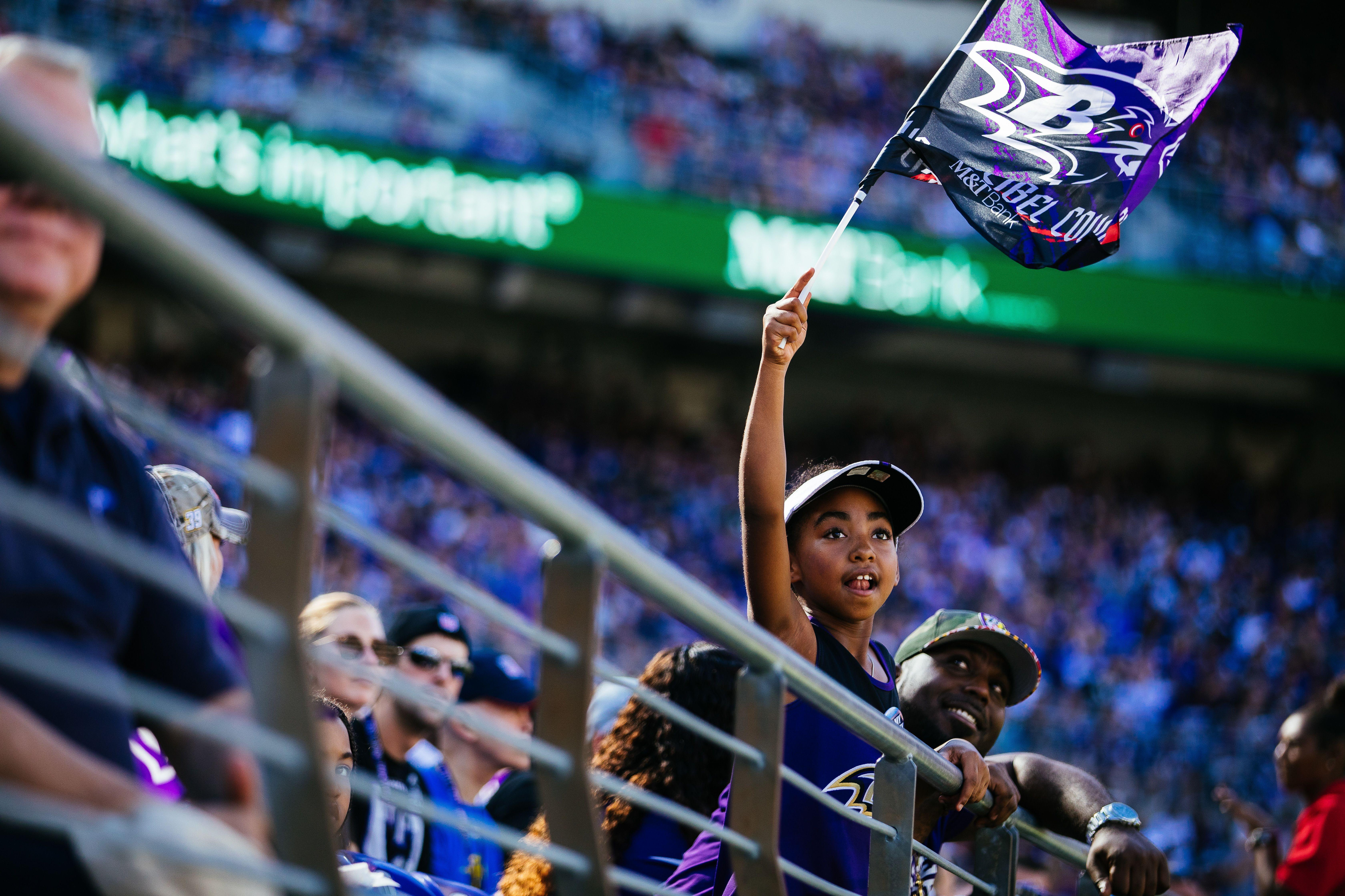 M&T Bank Stadium Baltimore, Maryland September 15, 2019 Baltimore Ravens vs. Arizona Cardinals 23 - 17 Win Regular Season Week 2
