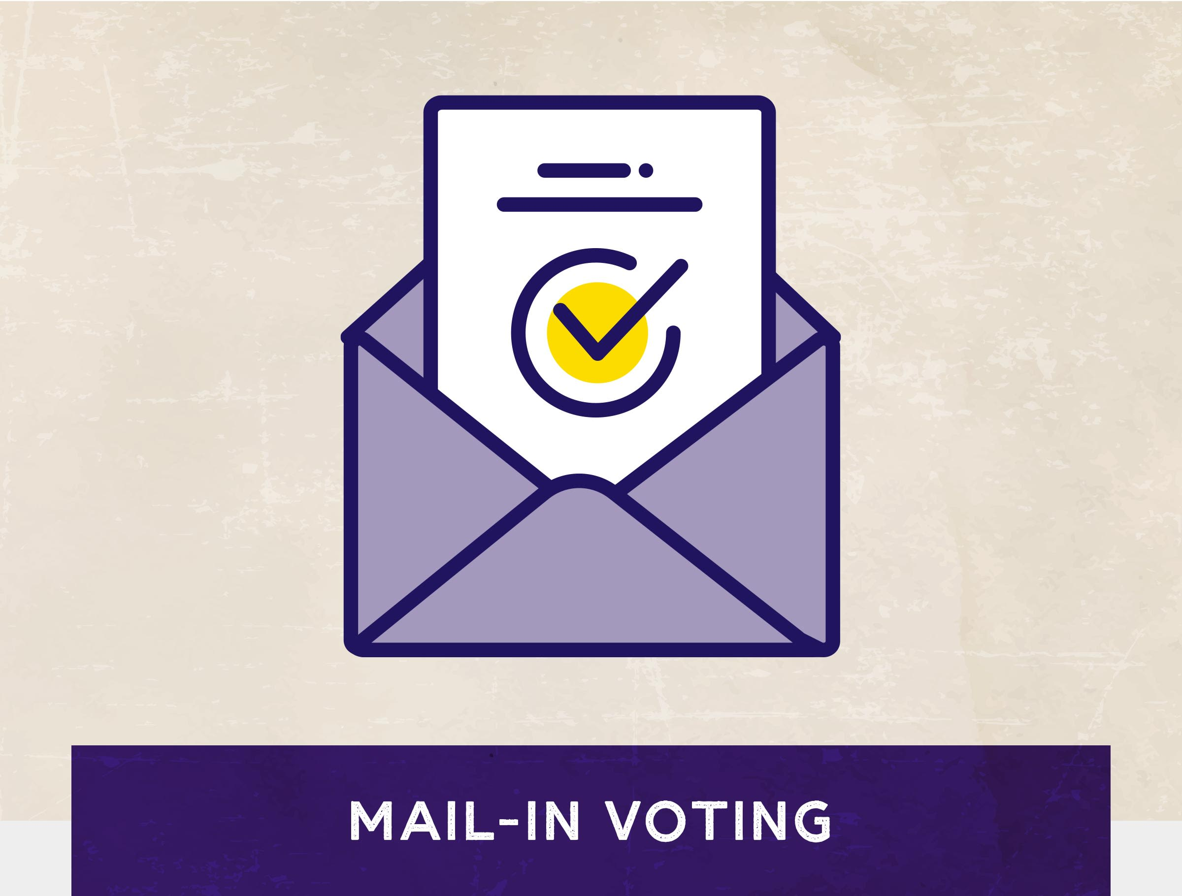 Learn More About Mail-In Voting