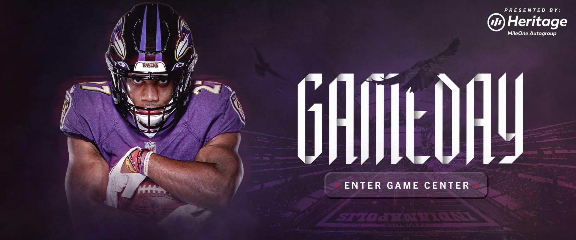 Enter the Game Center