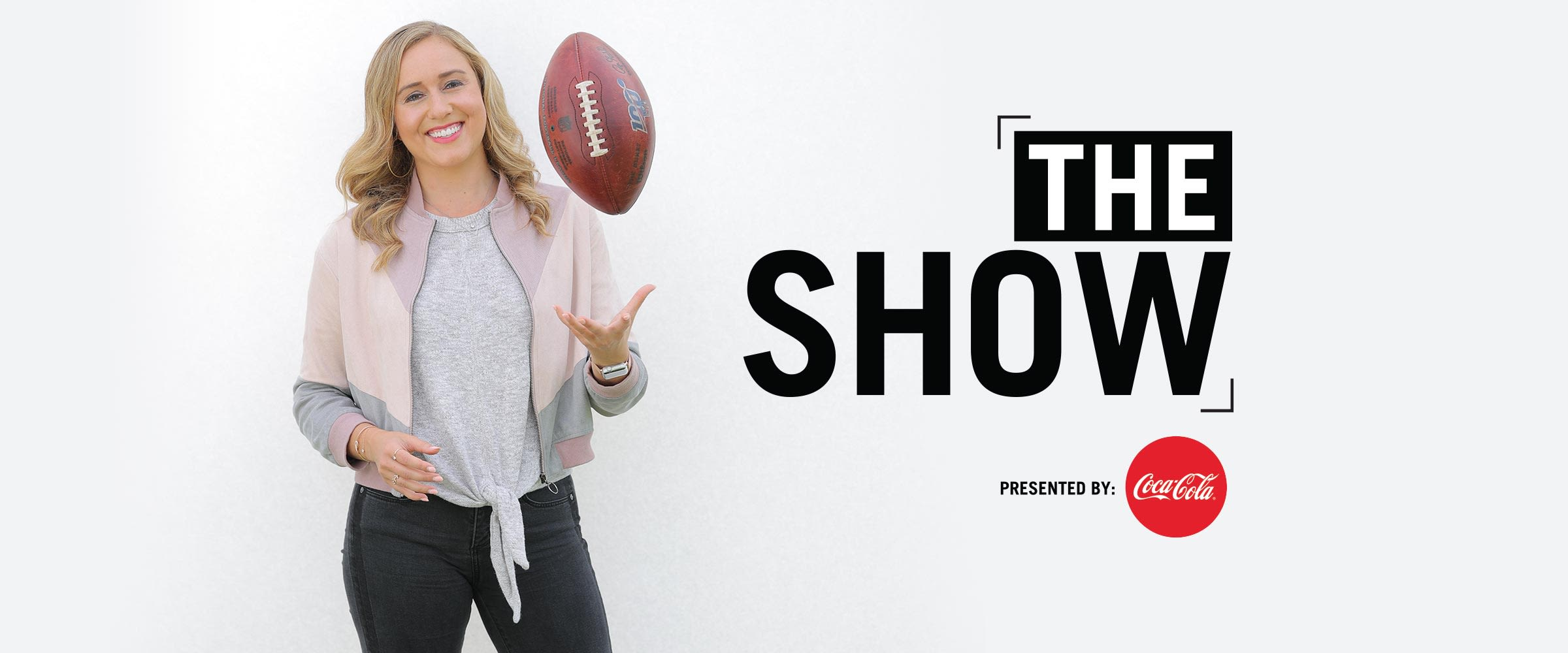 The Show with Cassie Calvert  Presented by Coca-Cola