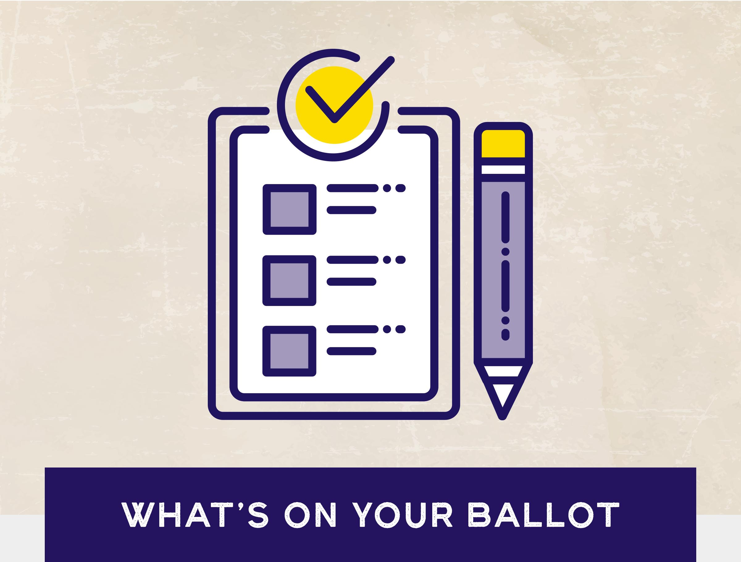 What's On Your Ballot