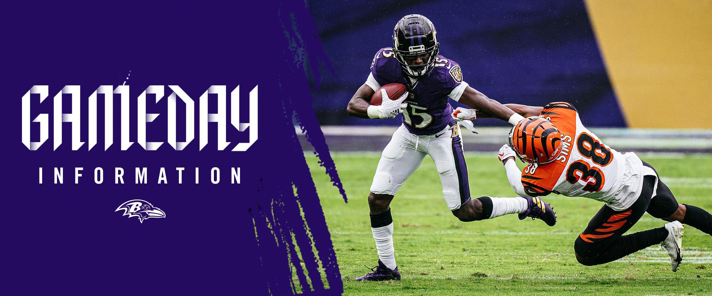 Ravens Gameday | Baltimore Ravens – baltimoreravens.com