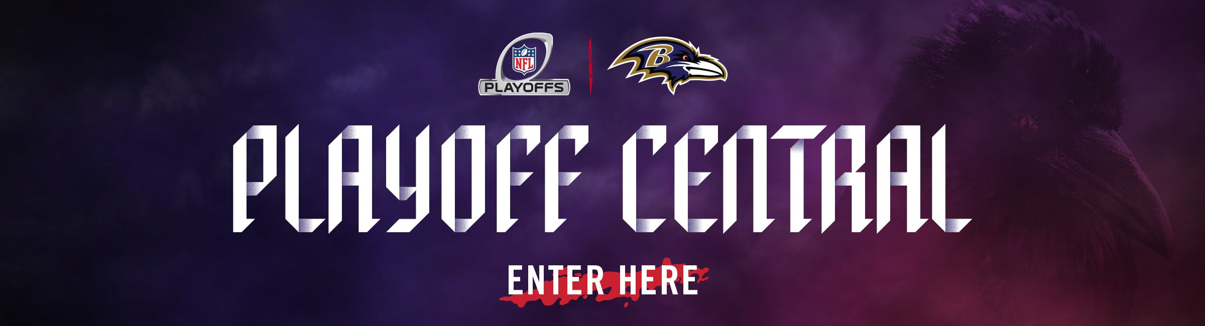 Ravens Playoff Central