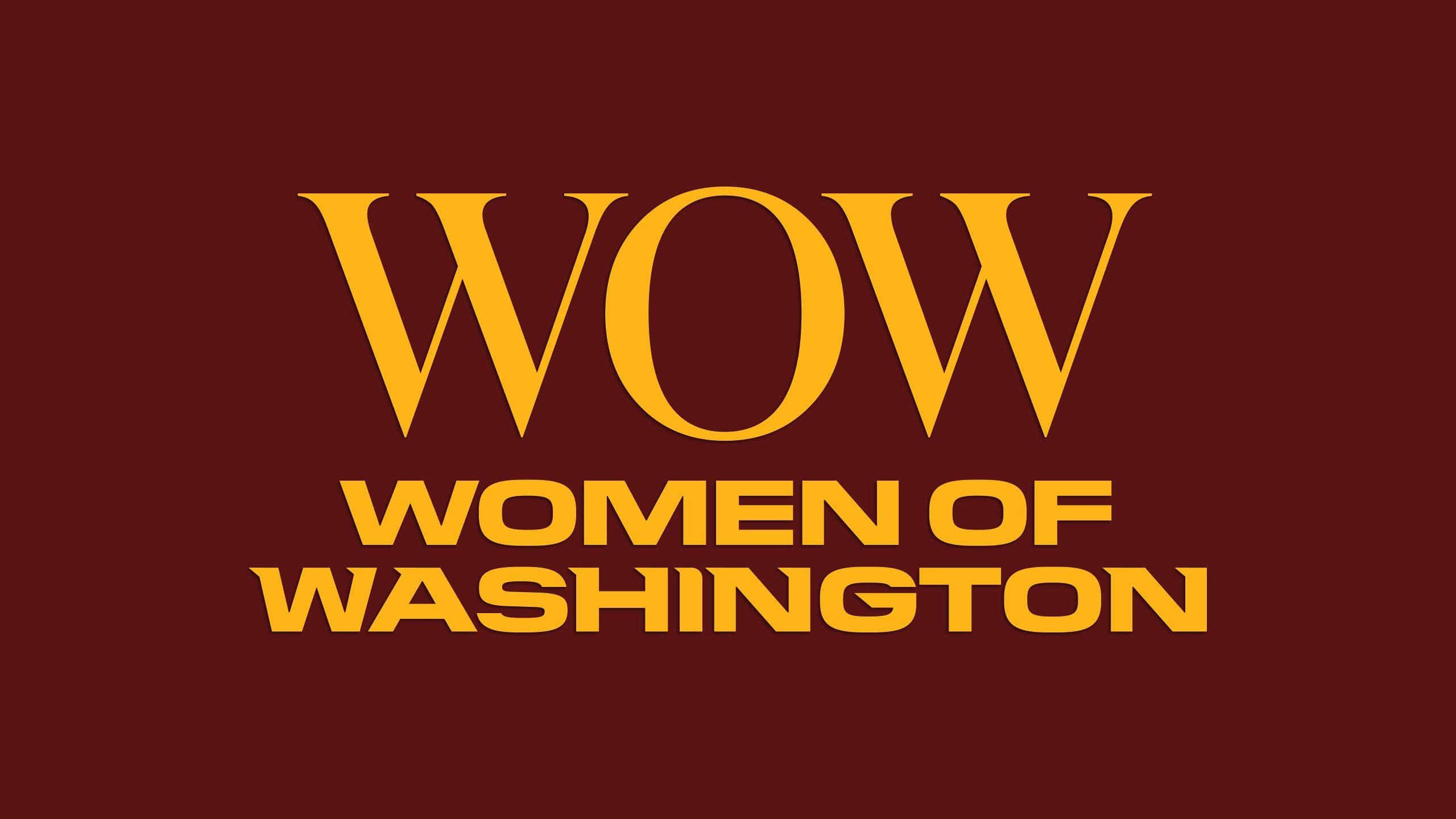 The Women of Washington