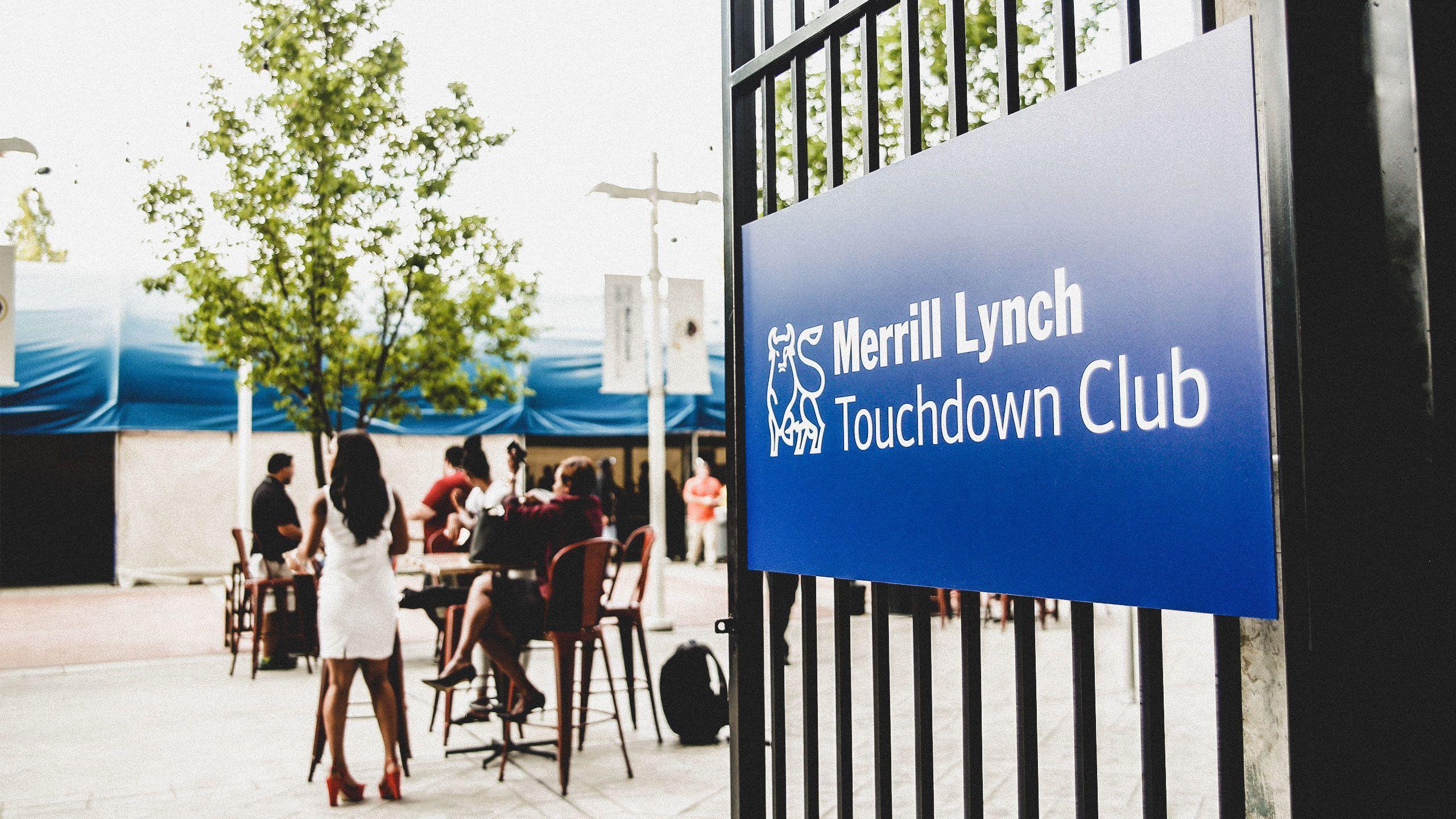 Merrill Lynch Touchdown Club