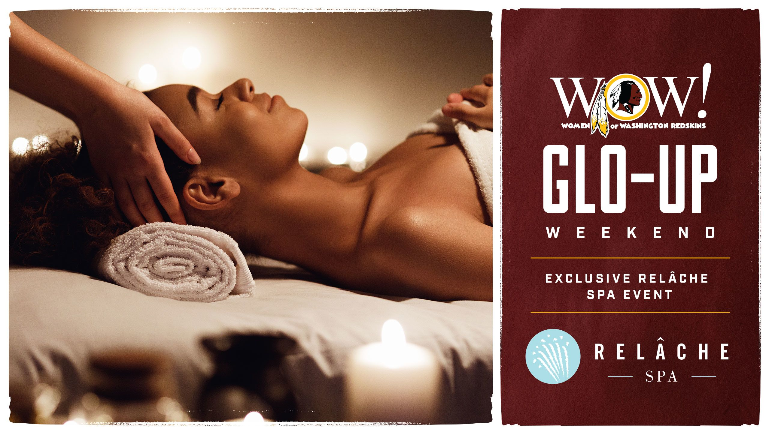 Exclusive Relâche Spa Event