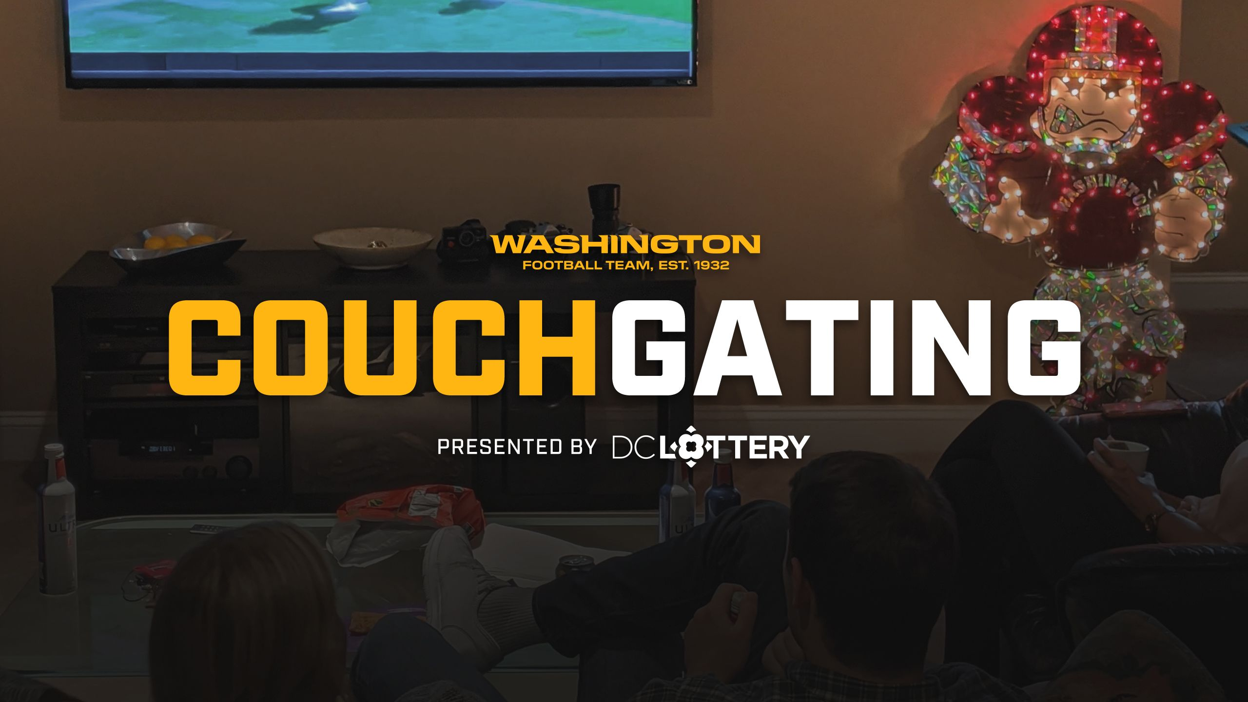 COUCHGATING SWEEPSTAKES