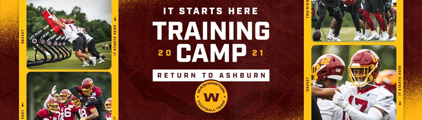 Training Camp | <b>Washington Football</b> Team - <b>WashingtonFootball</b>.com