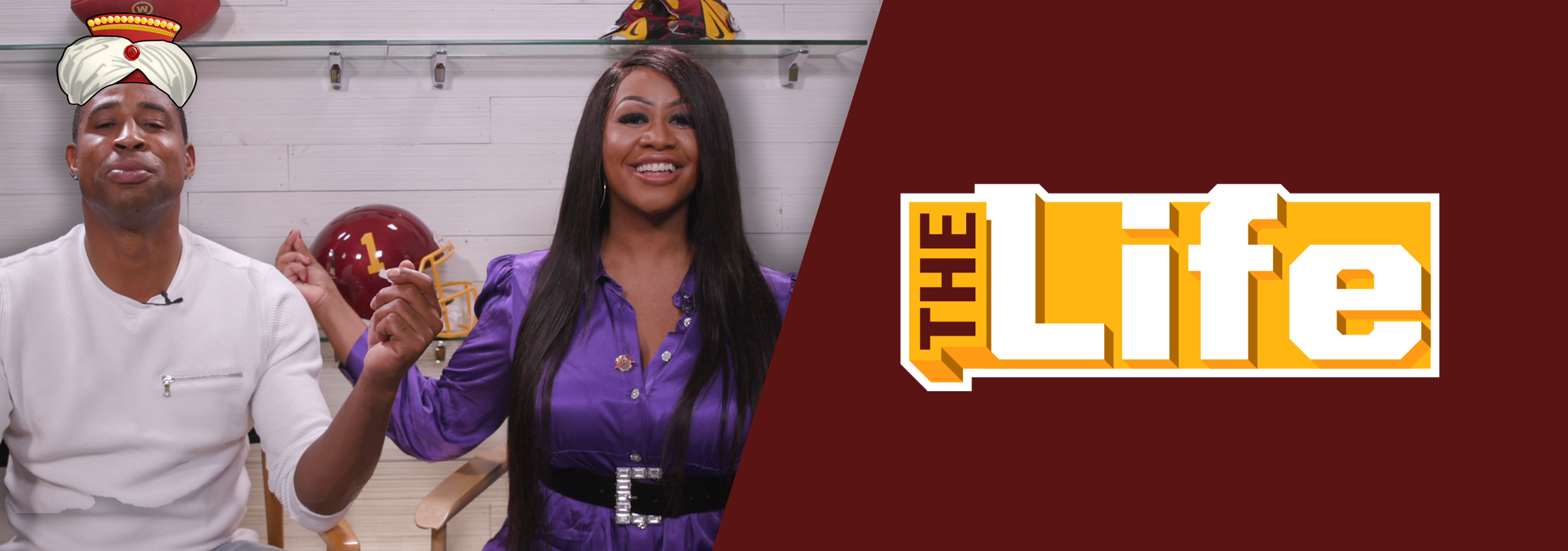 "Our pop-culture-meets-sports show. ""The Life"" is a weekly segment that will showcase the lighter side of the game through the lens of lifestyle & pop culture. The Life drops on Thursdays."