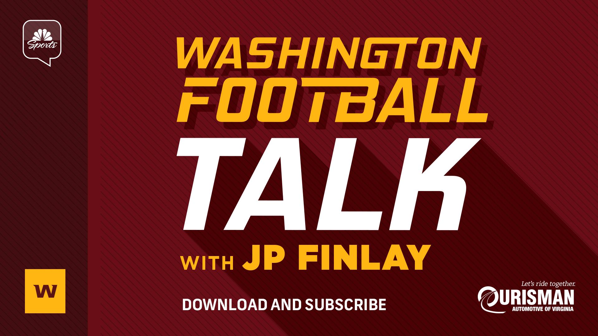 NBCSW Washington Football Talk Podcast