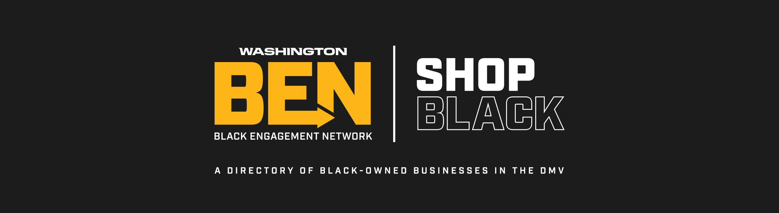We encourage our fans to support the black-owned small businesses that serve our community. The Washington Football Team's Black Engagement Network developed a Shop Black Shopping & Dining Directory of small businesses from all over the DMV that are owned by African Americans. Click below to start shopping or to add your business to the directory!