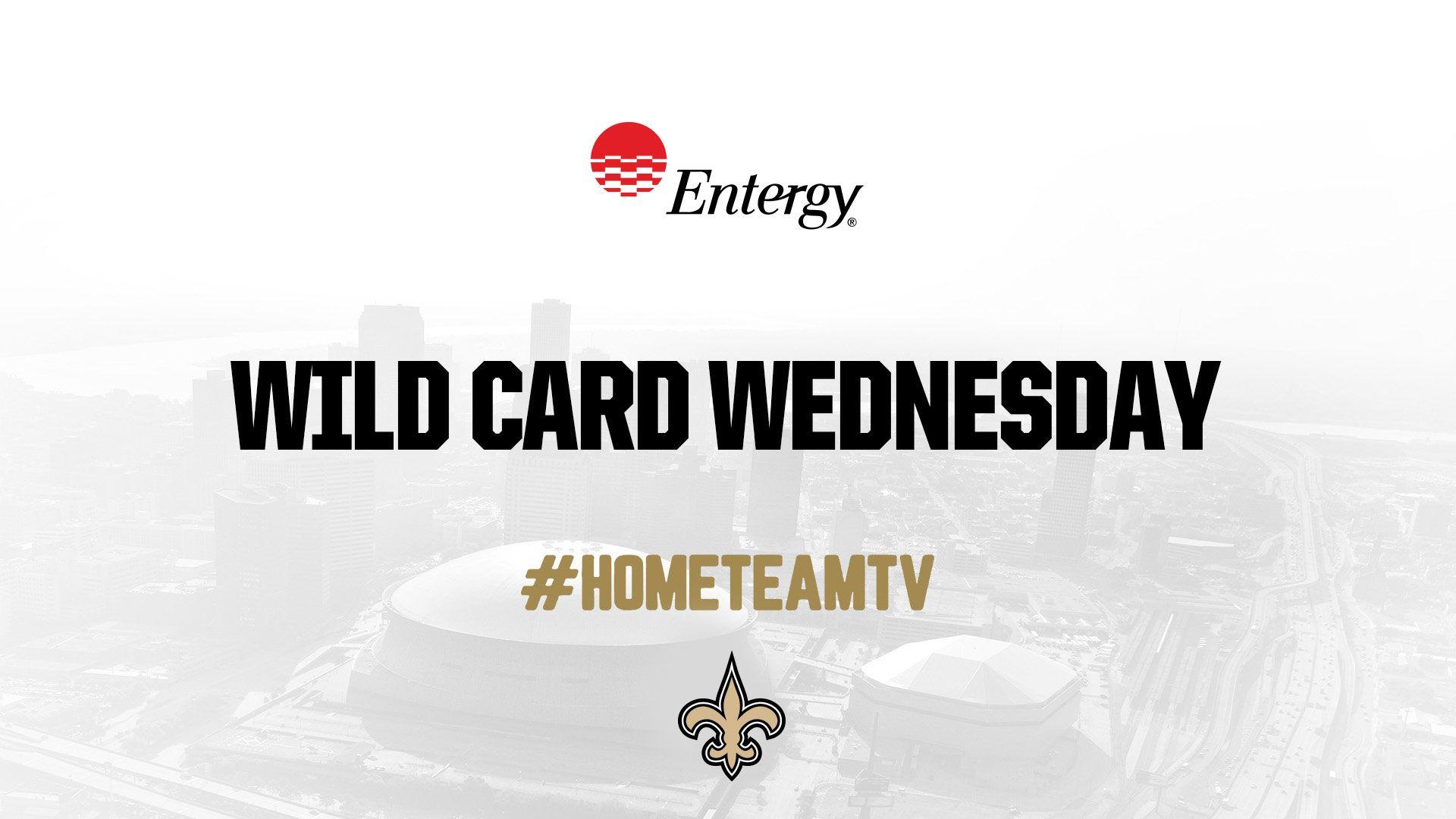 Saints Home Team TV - Wild Card Wednesday