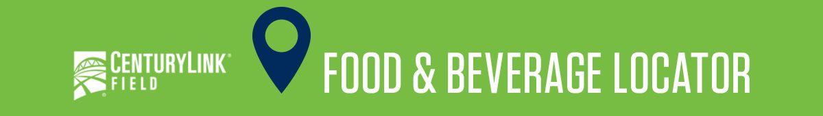 Food & Beverage Locator