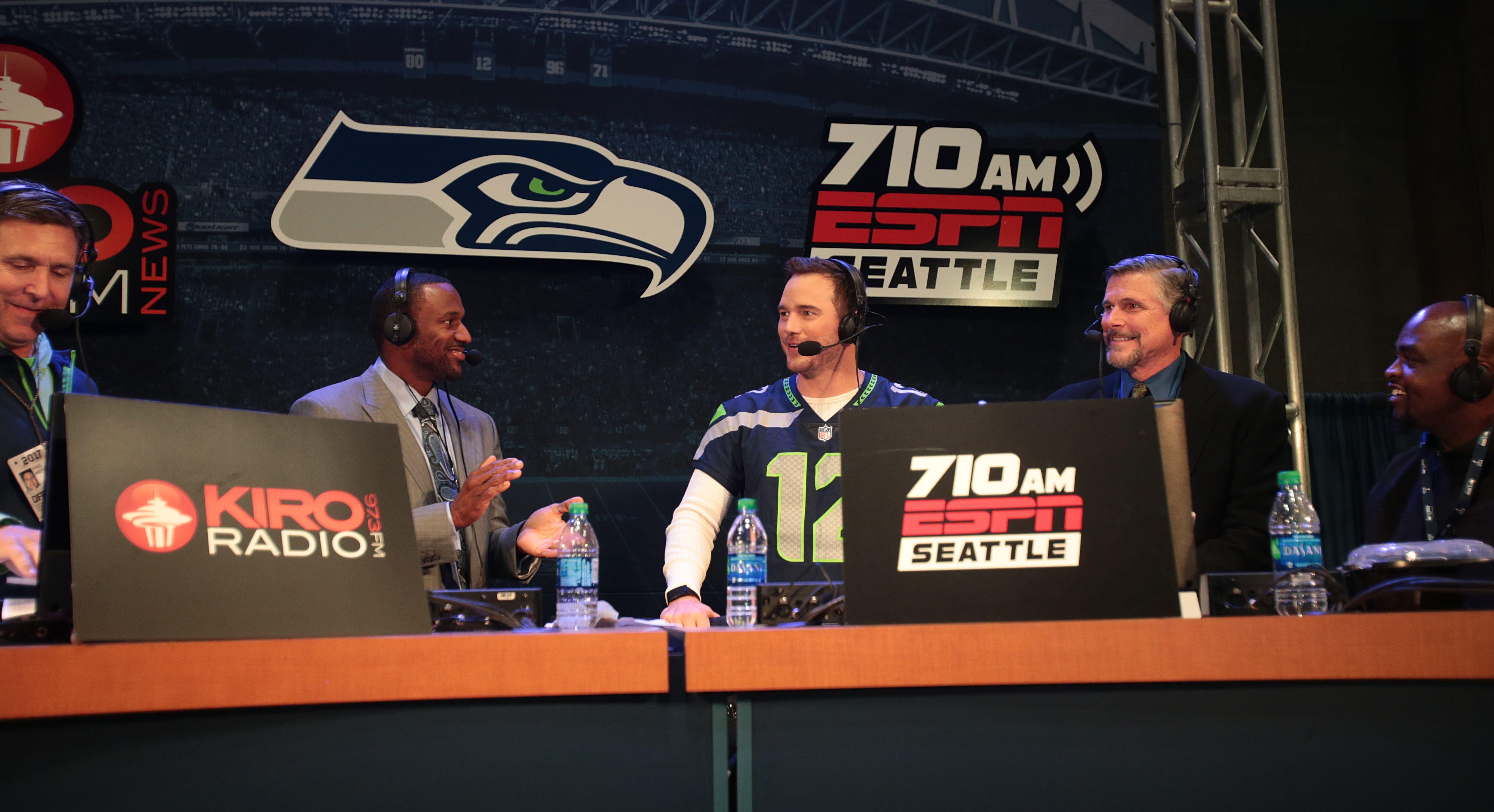 Seahawks Radio Network Affiliates Seattle Seahawks Seahawks Com
