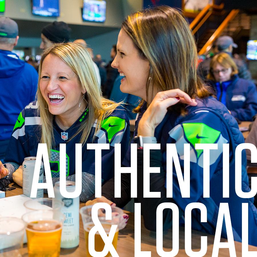 Authentic & Local