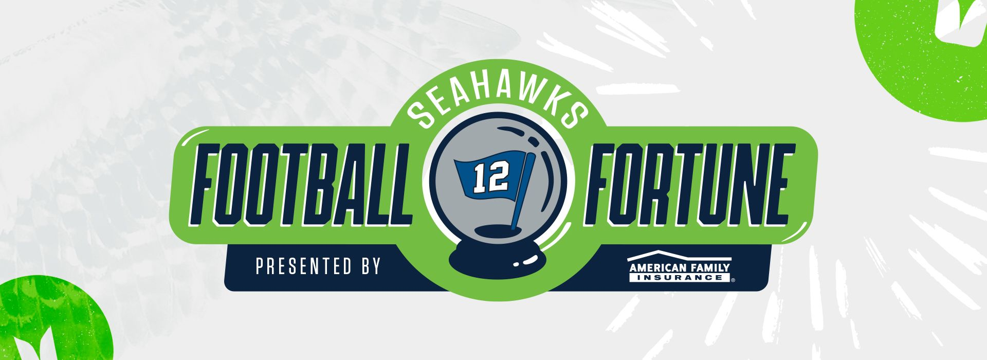 PLAY SEAHAWKS FOOTBALL FORTUNE!  WIN $50,000!