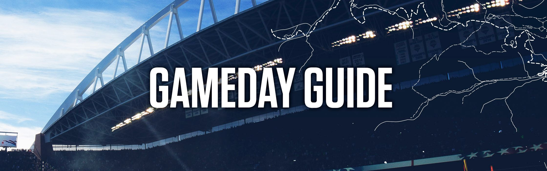 View this week's Gameday Guide