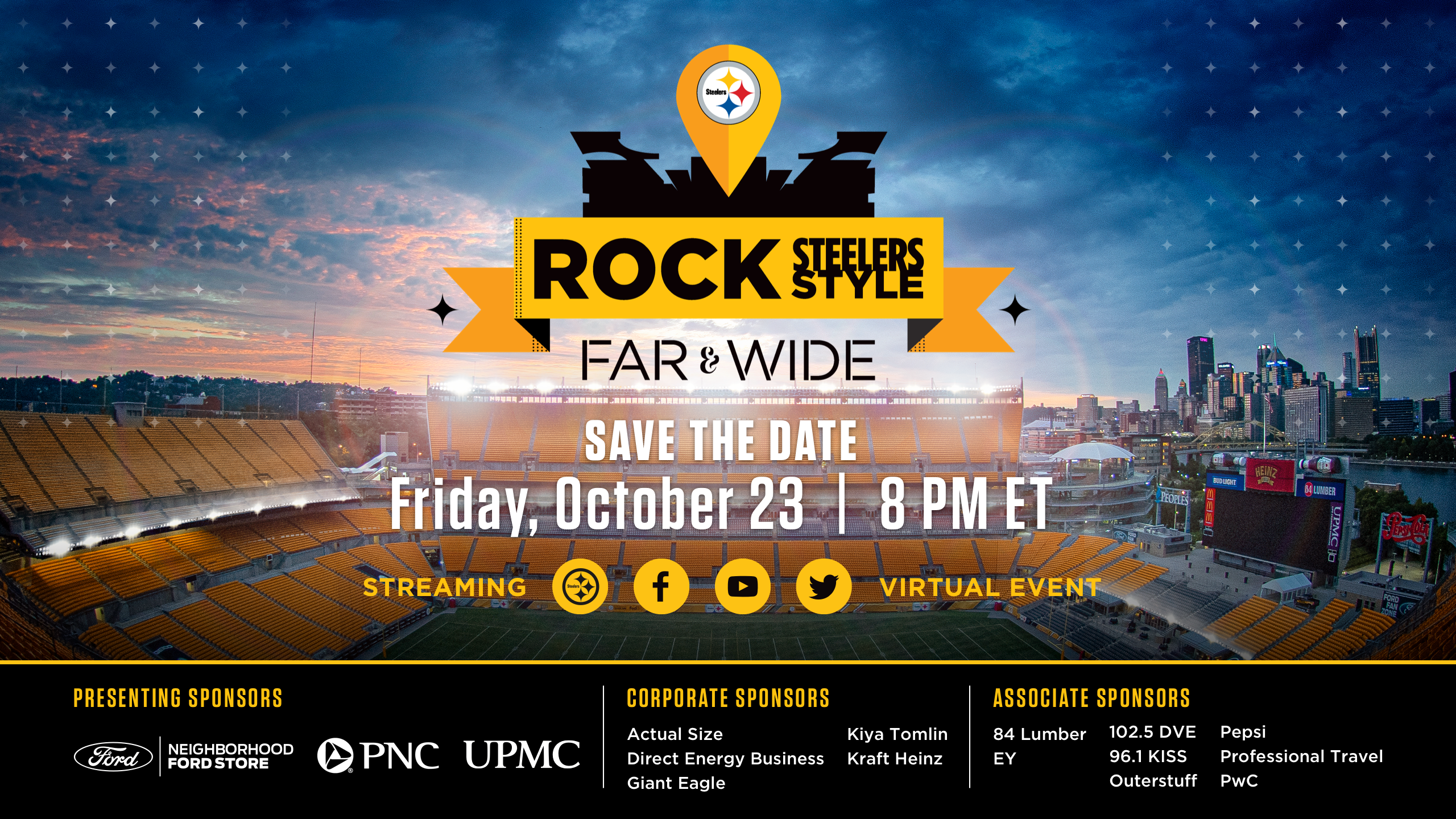 Rock Steelers Style Far and Wide