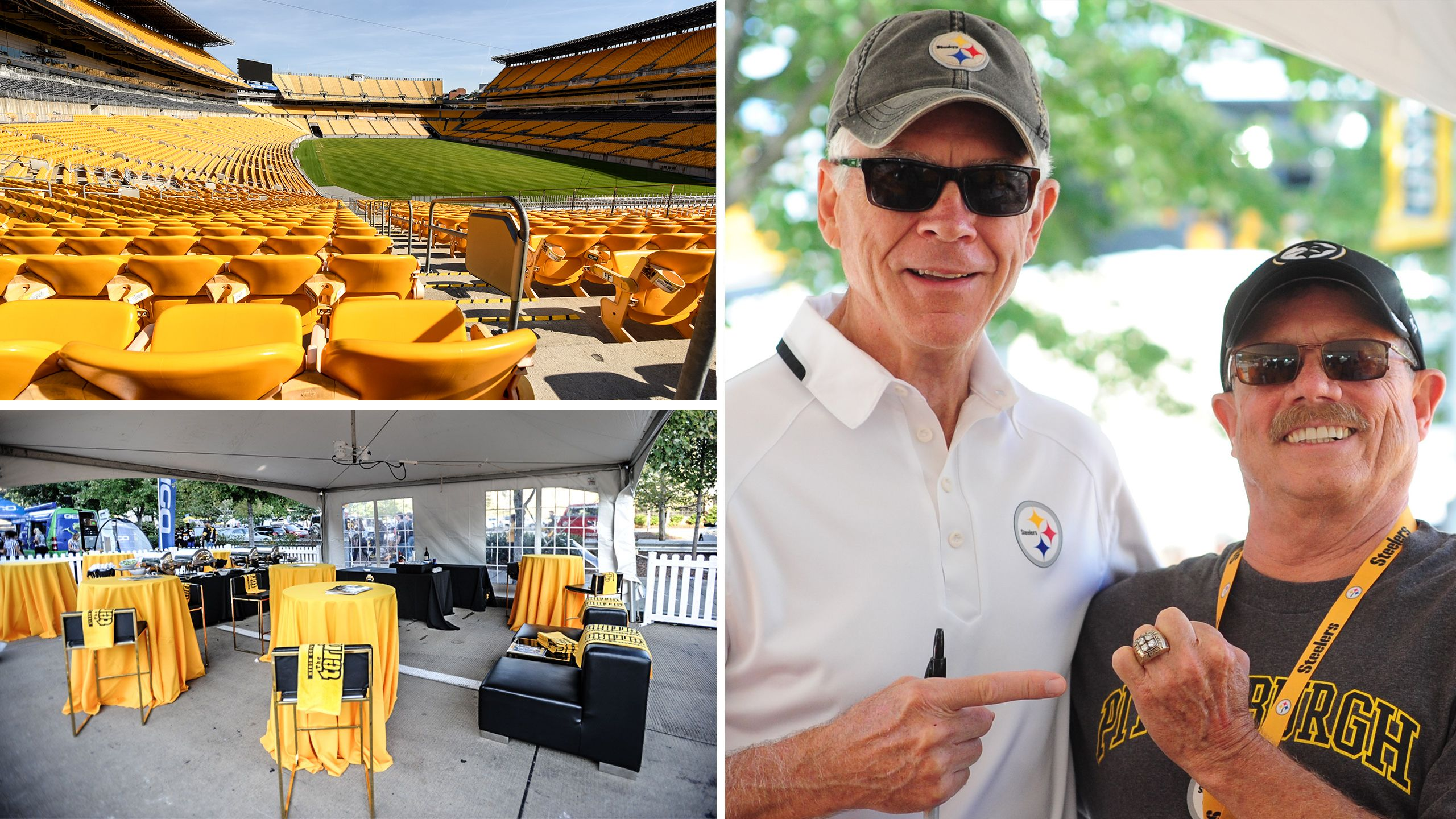 ART ROONEY AVENUE TAILGATE