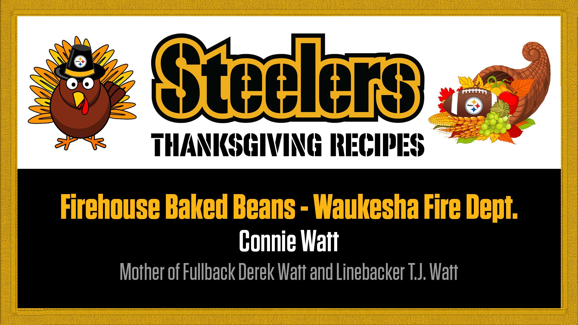 Recipe - firehouse baked beans_connie watt