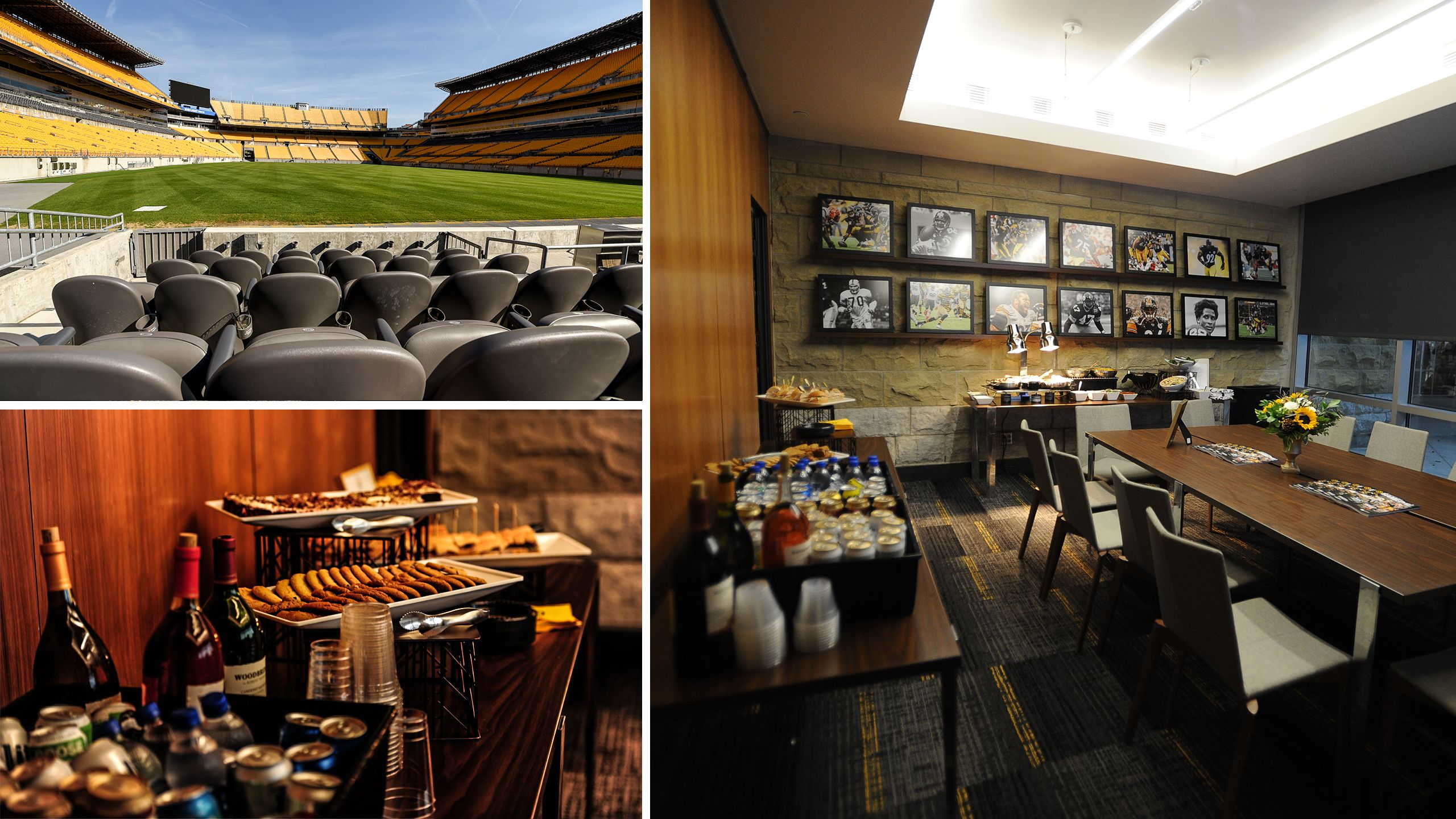 PNC CHAMPIONS CLUB EXECUTIVE PACKAGE