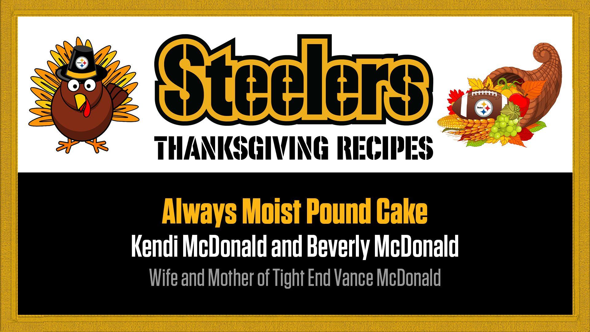 Recipe - always moist pound cake_the mcdonalds