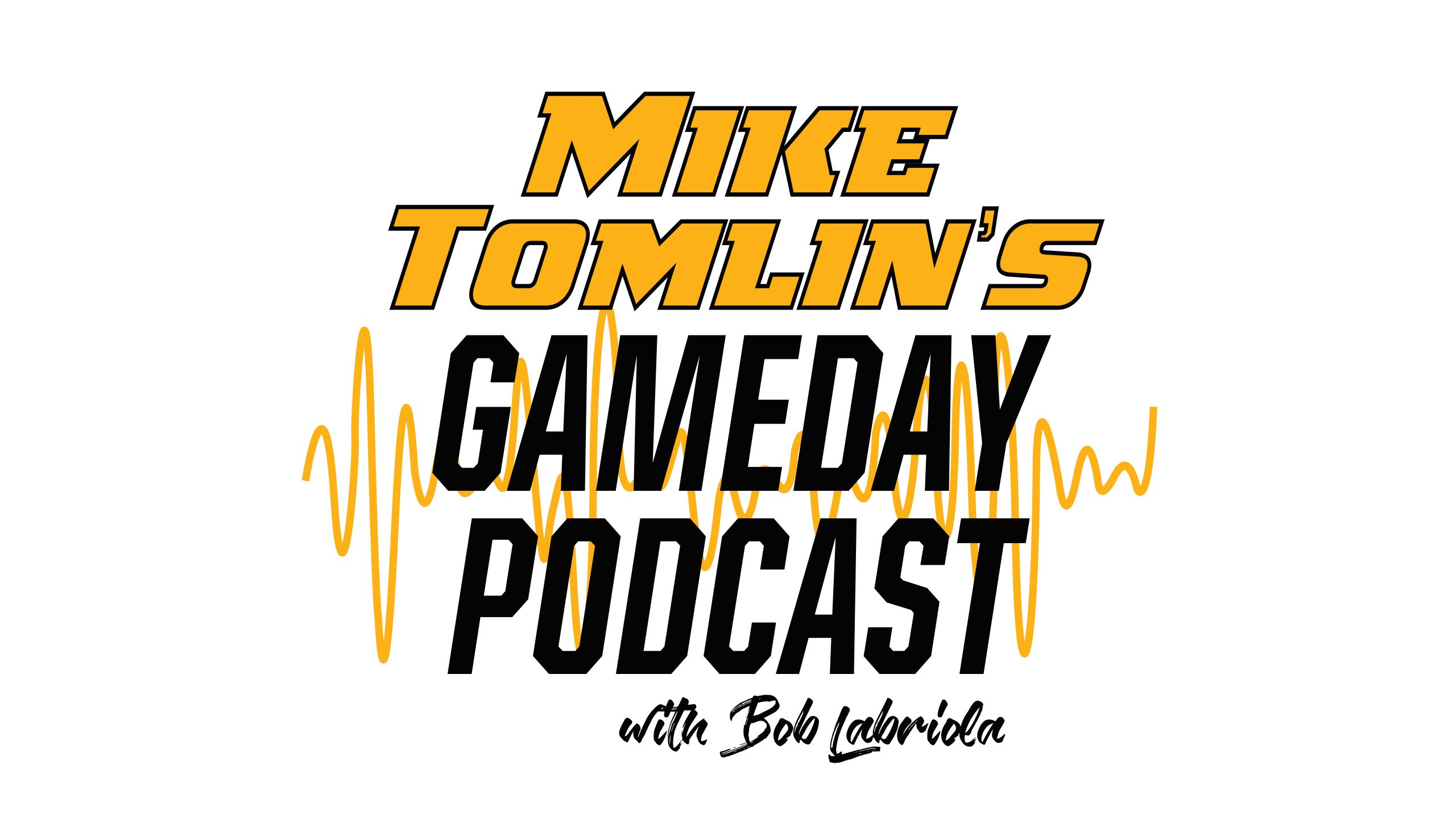 Mike Tomlin Game Day Podcast