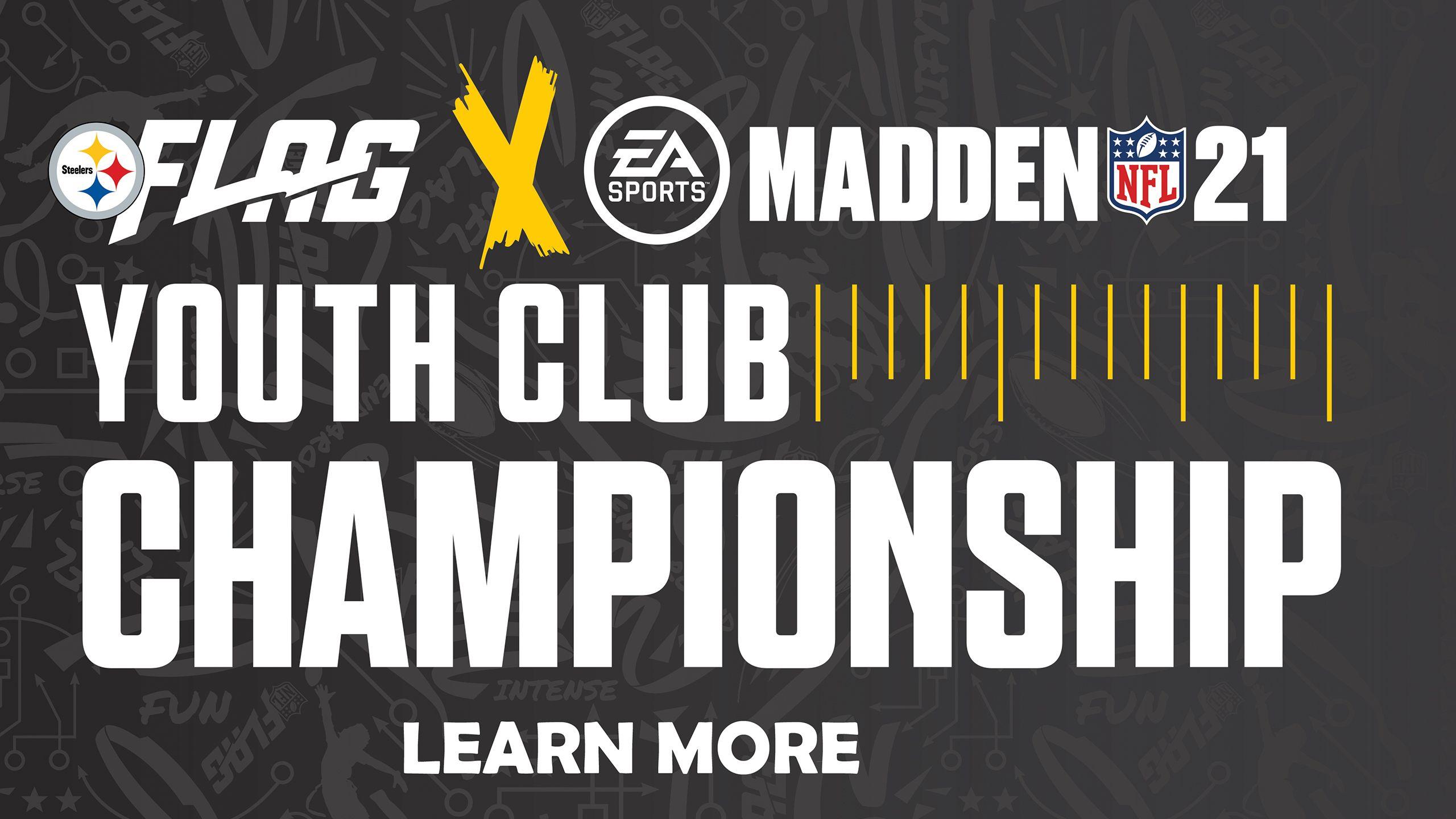 NFL FLAG Madden 21 Youth Club Championship