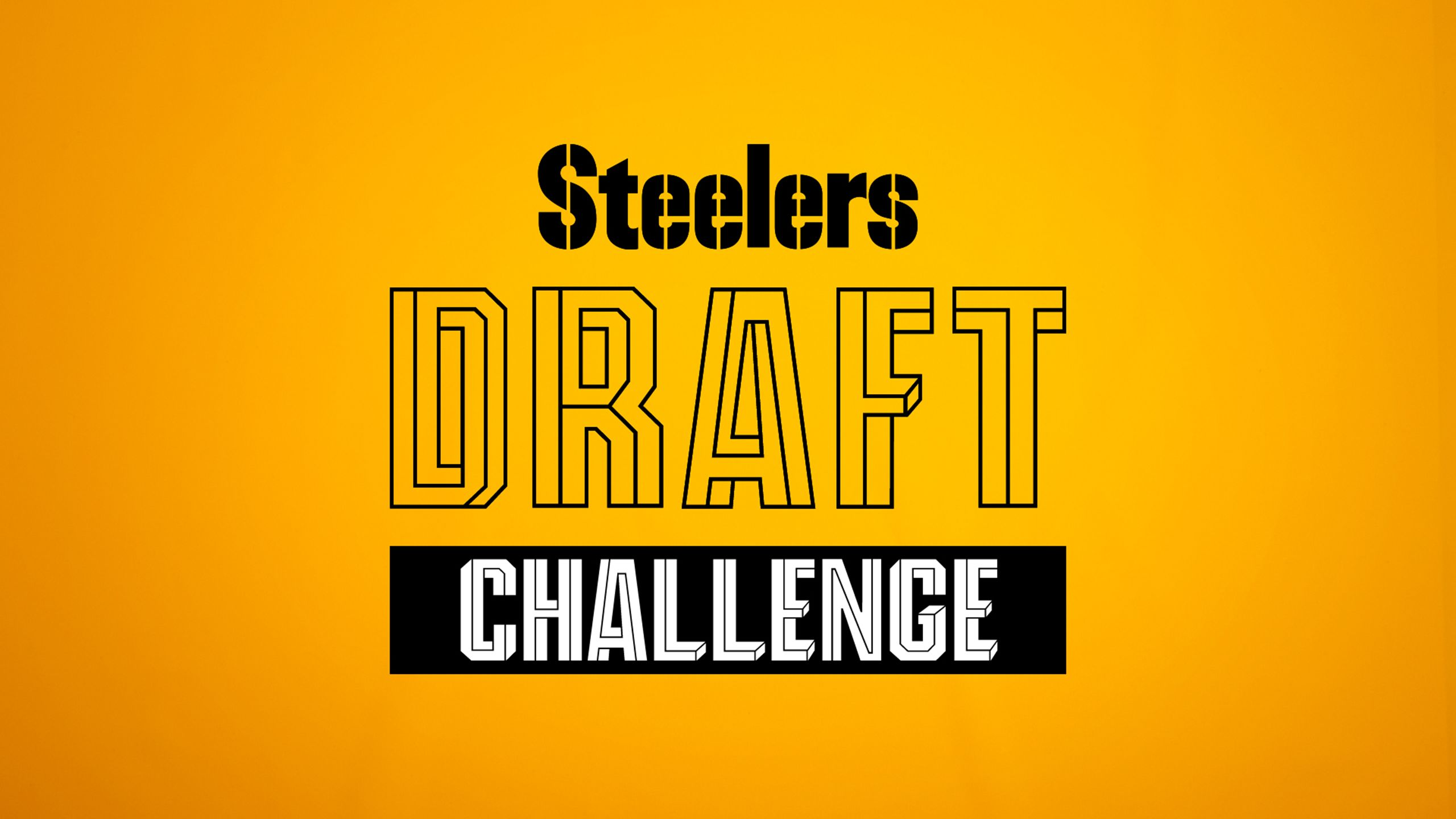 Steelers Draft Challenge