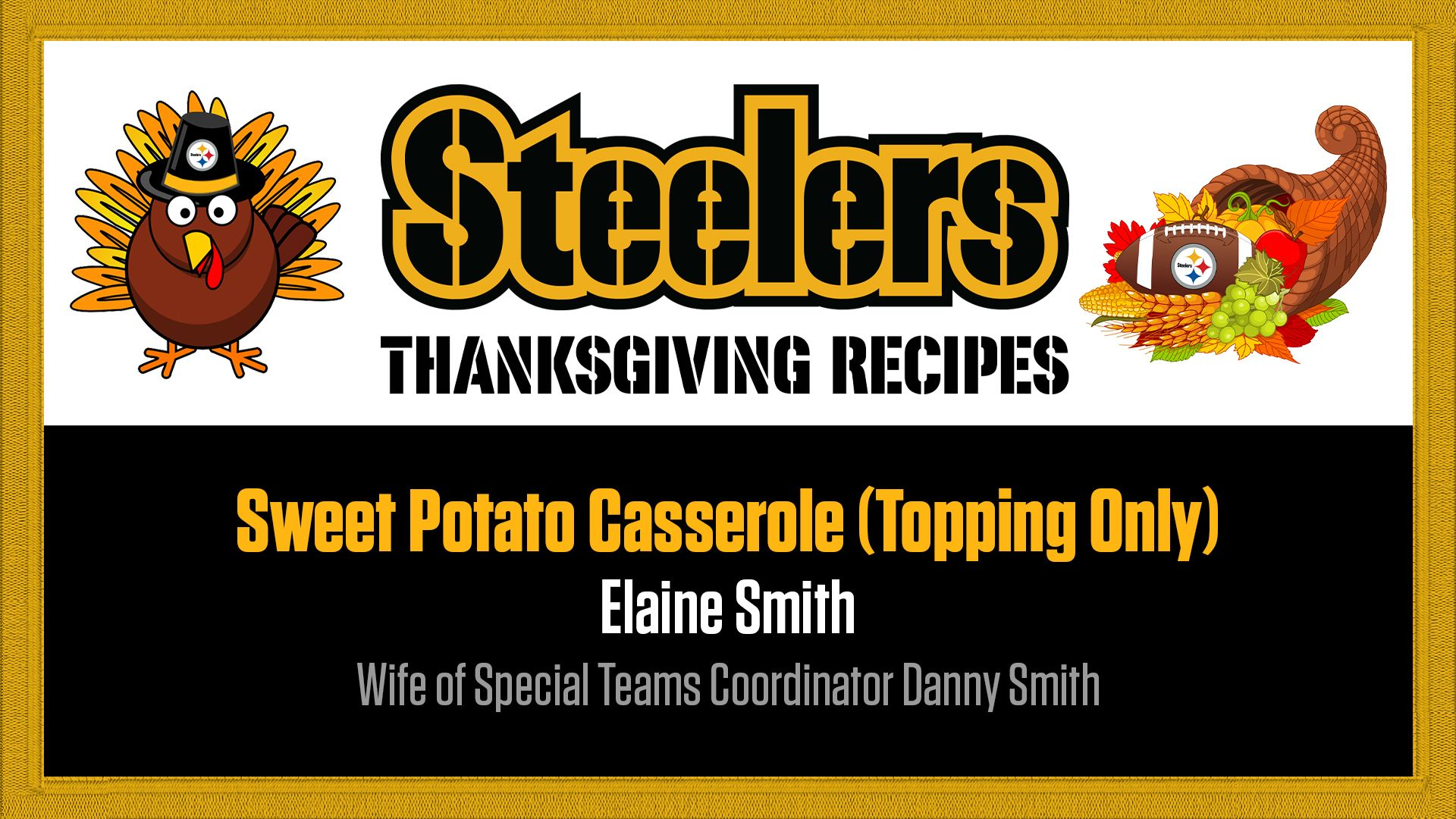Recipe - sweet potato casserole topping_elaine smith