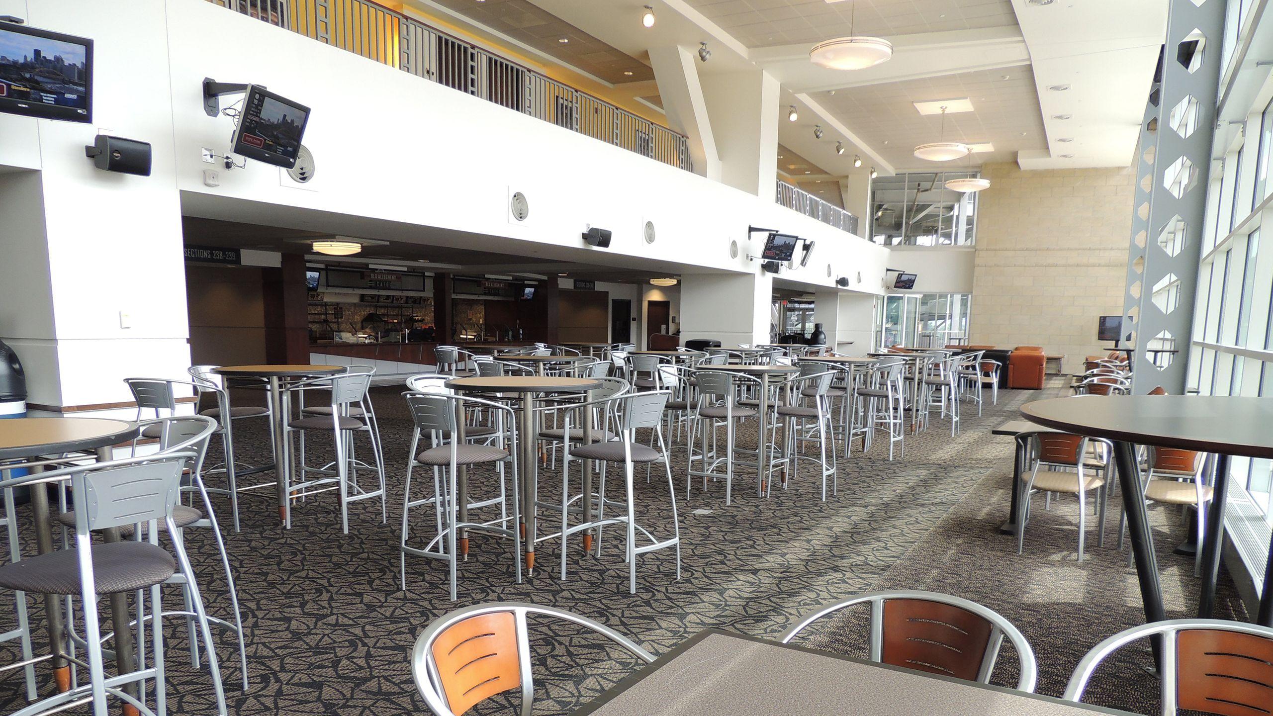 West Club Lounge