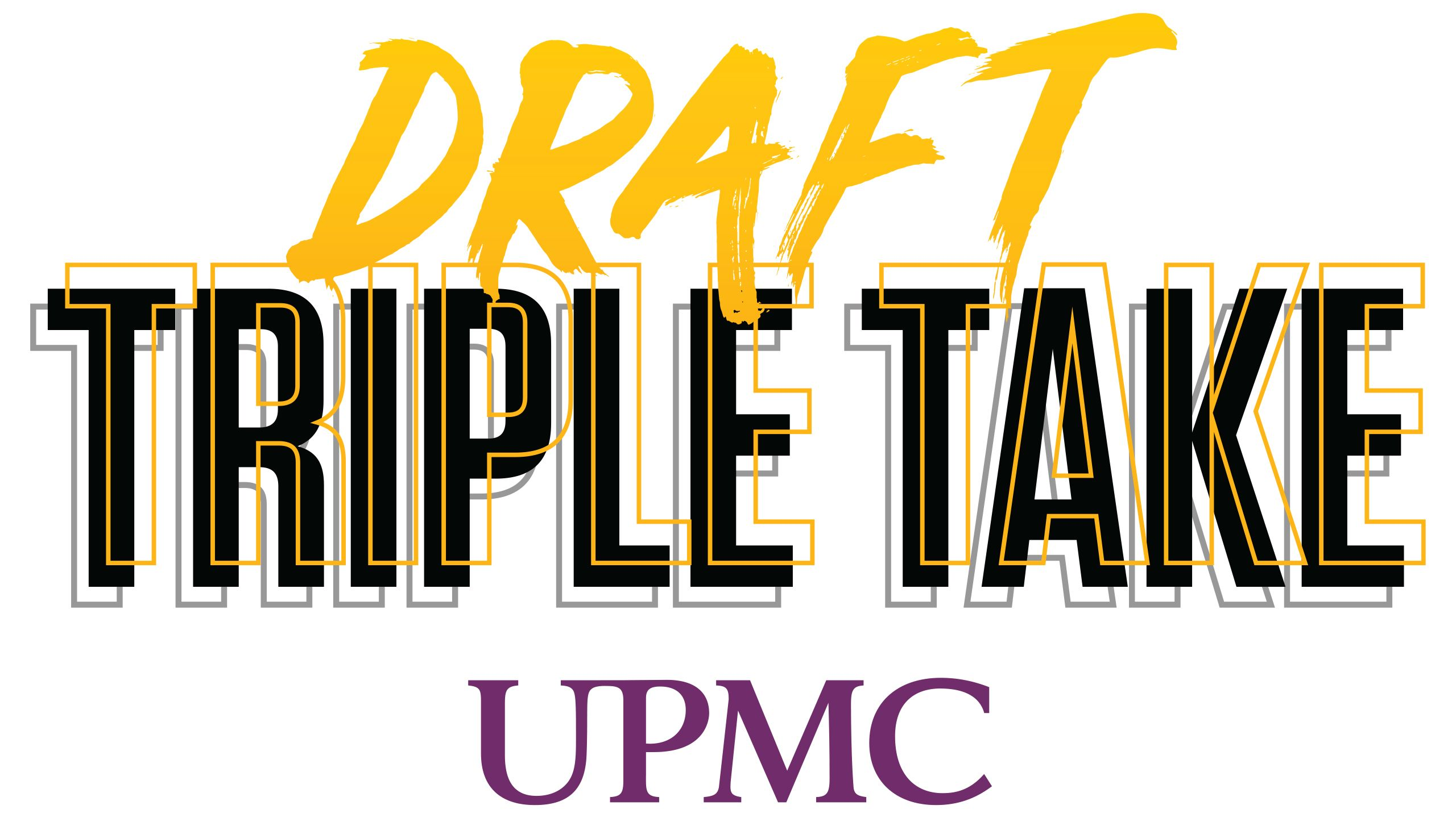 NFL Draft Triple Take